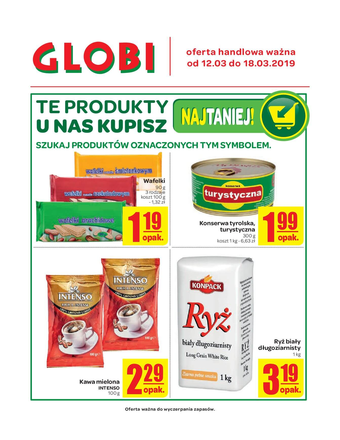 Gazetka Globi - Oferta handlowa-11.03.2019-18.03.2019-page-