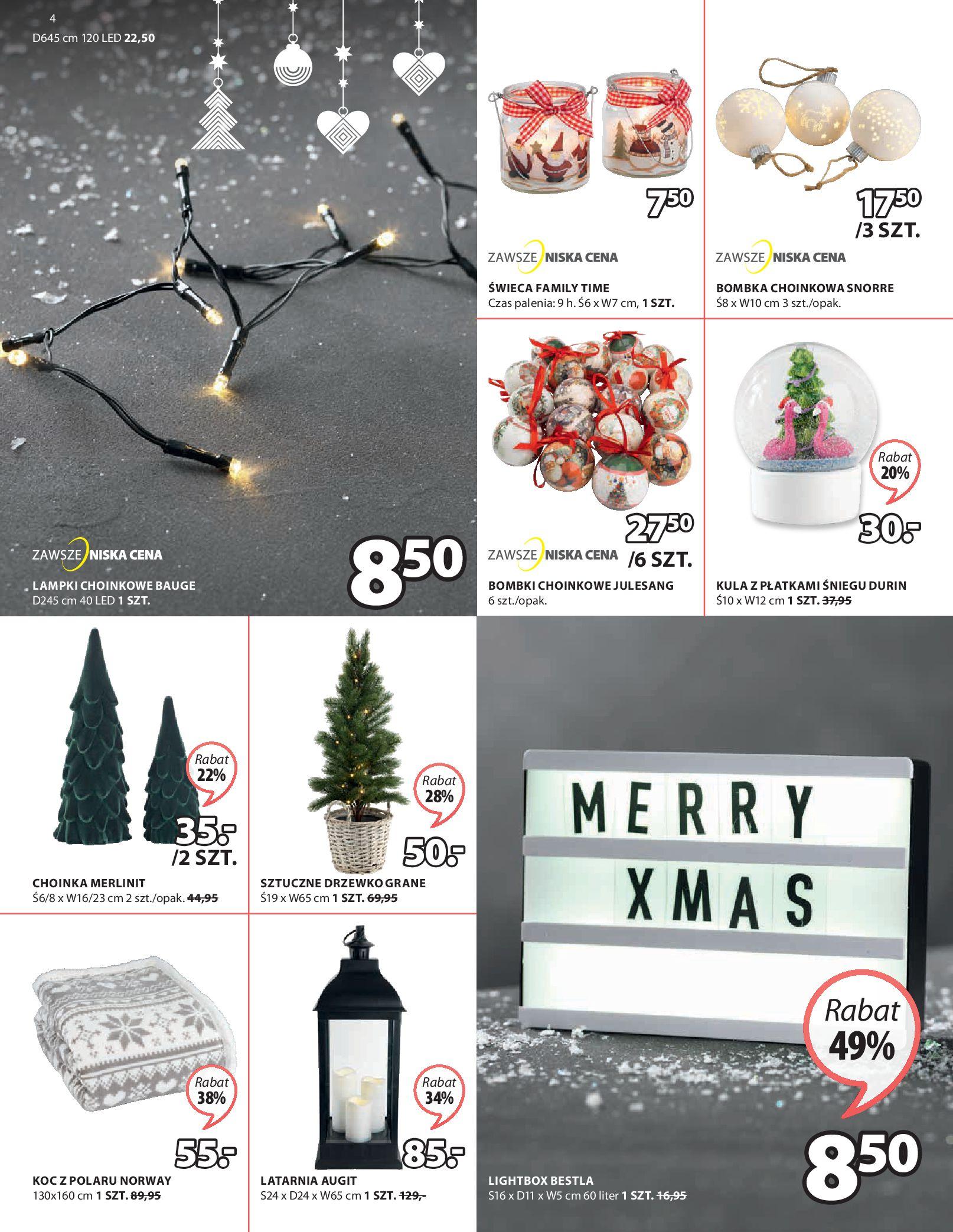 Gazetka Jysk: Oferty świąteczne 2020-11-12 page-5