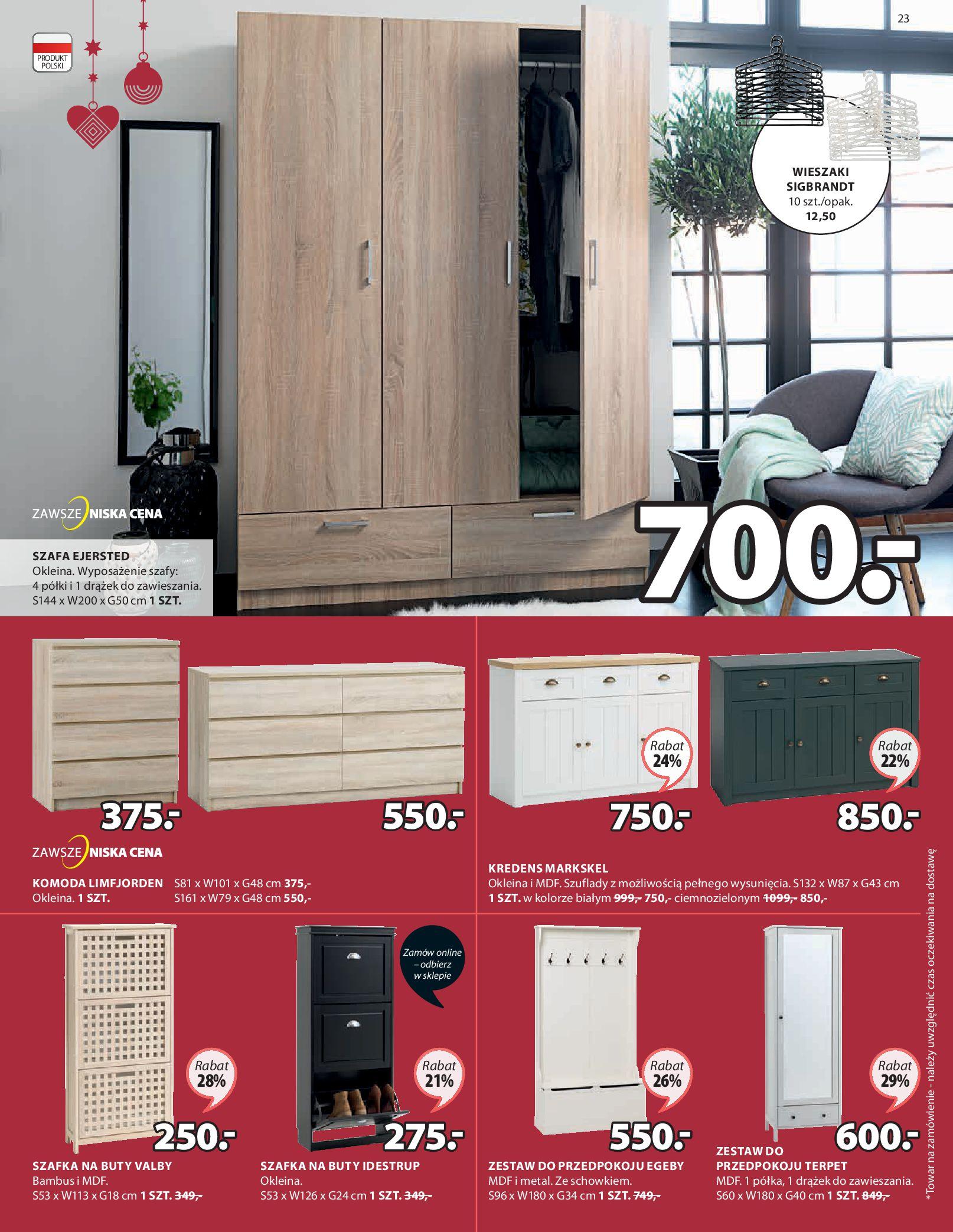 Gazetka Jysk: Oferty świąteczne 2020-11-12 page-24