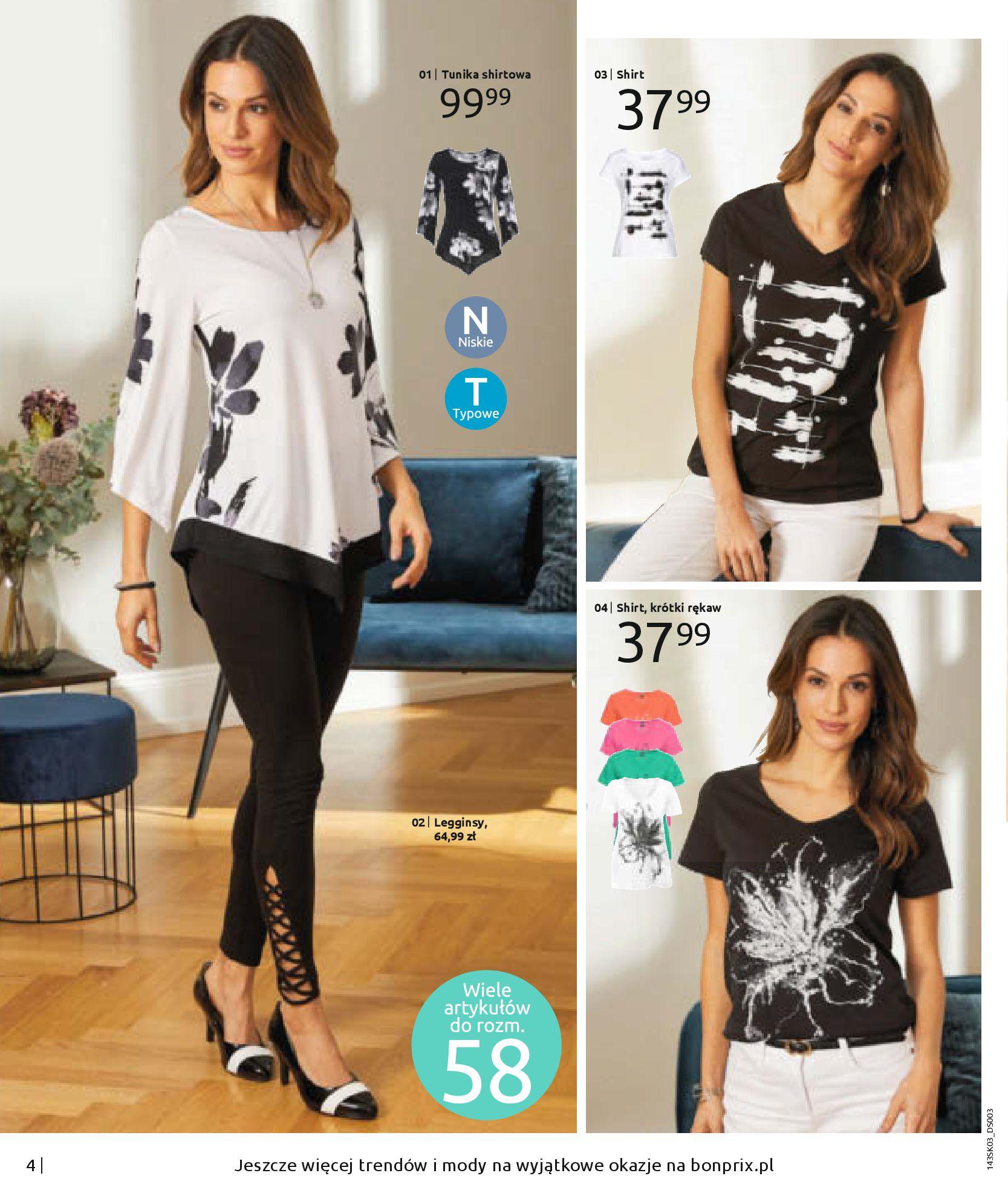Gazetka Bonprix: Wiosenna moda 2021-03-05 page-6