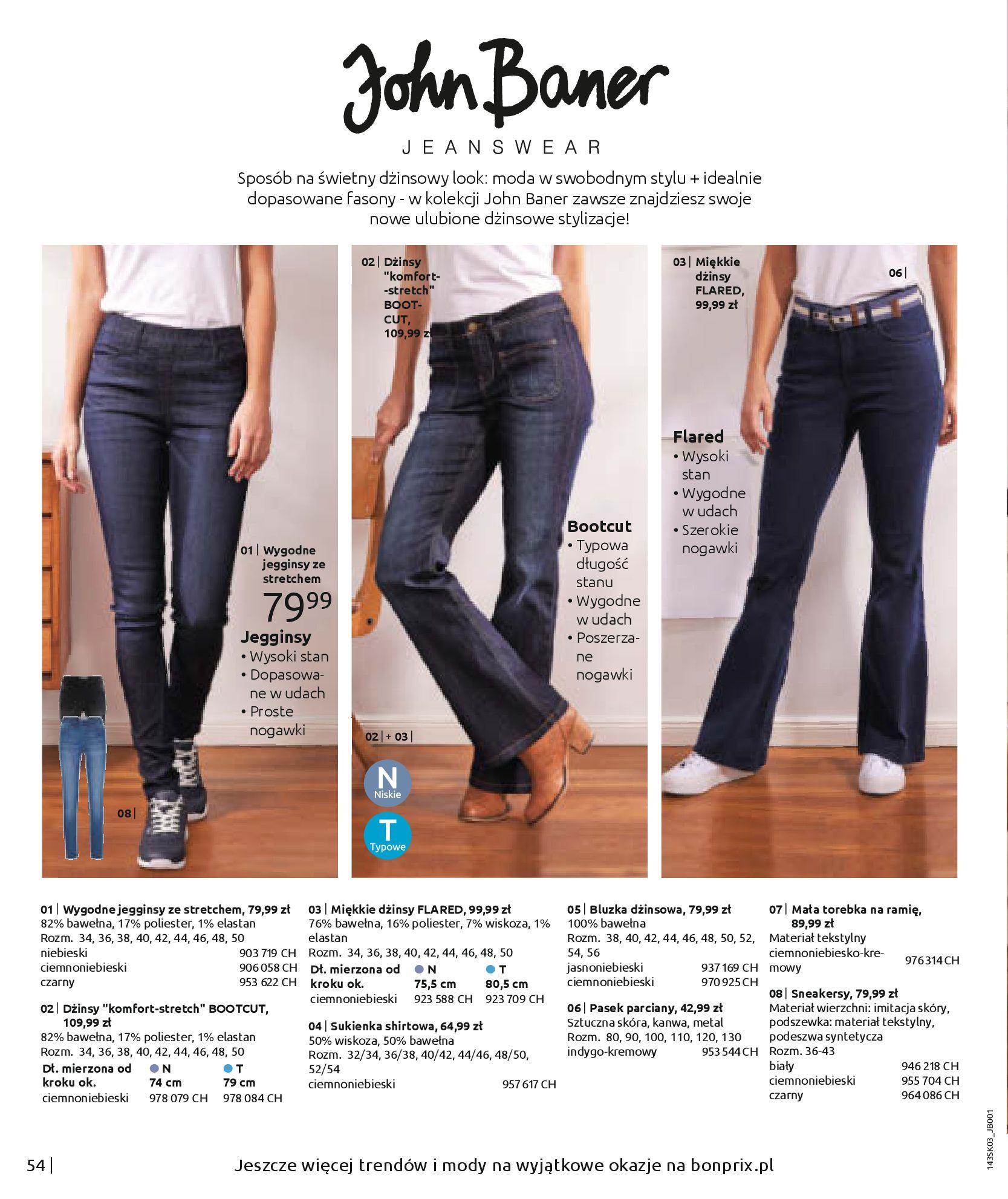 Gazetka Bonprix: Wiosenna moda 2021-03-05 page-56