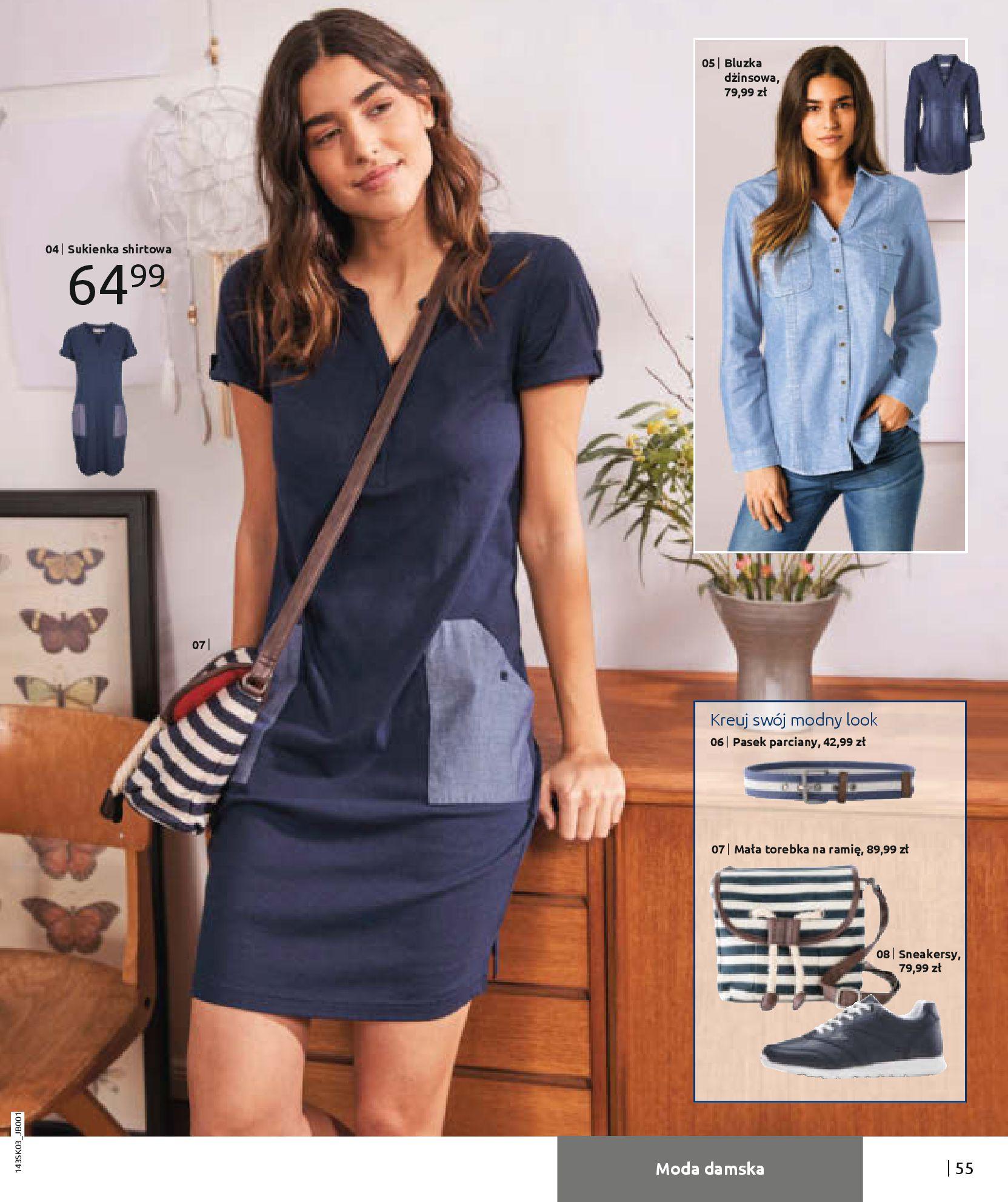 Gazetka Bonprix: Wiosenna moda 2021-03-05 page-57