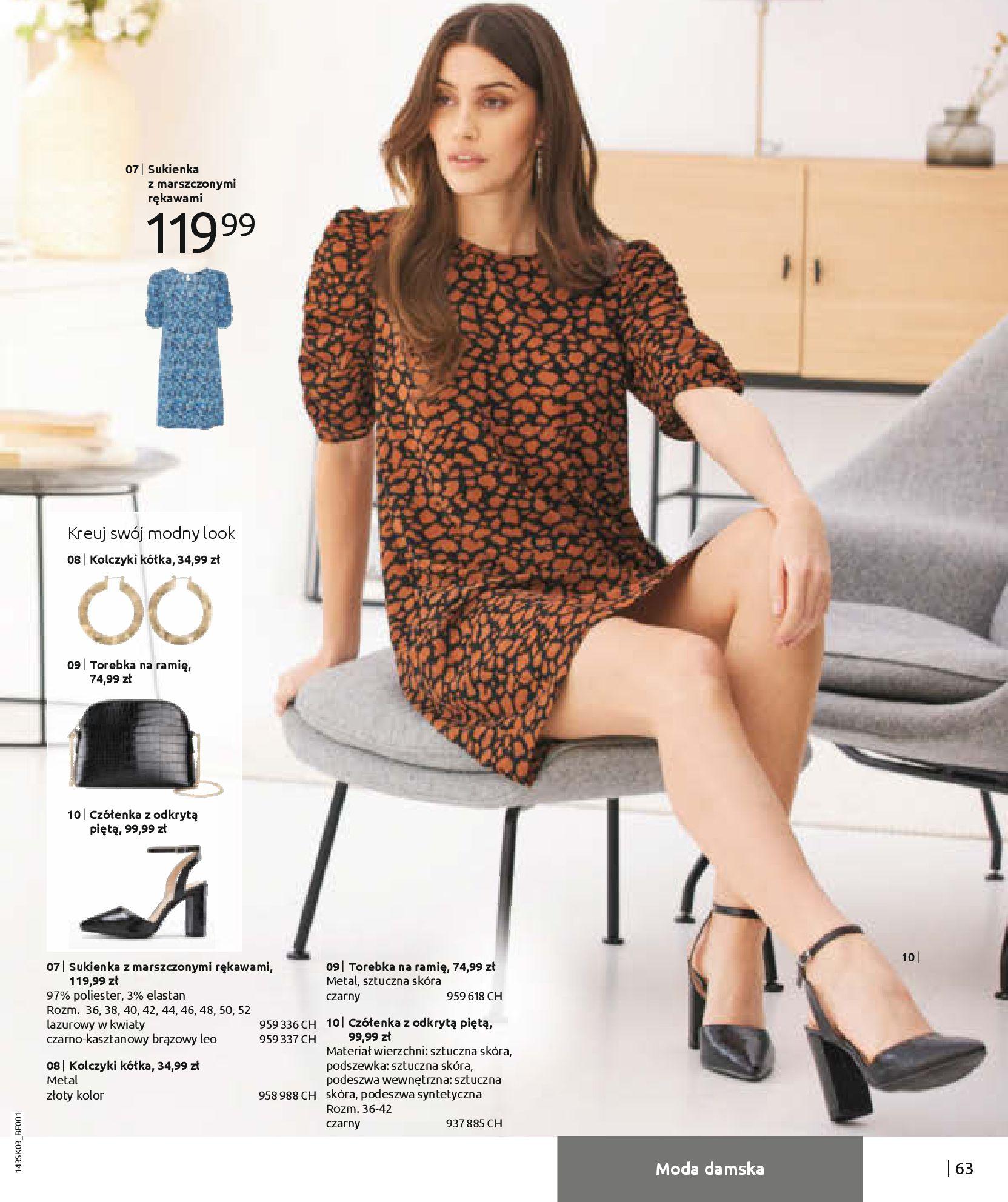 Gazetka Bonprix: Wiosenna moda 2021-03-05 page-65