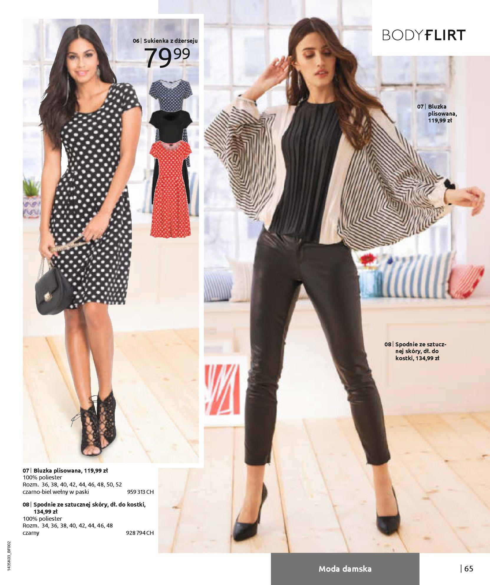 Gazetka Bonprix: Wiosenna moda 2021-03-05 page-67