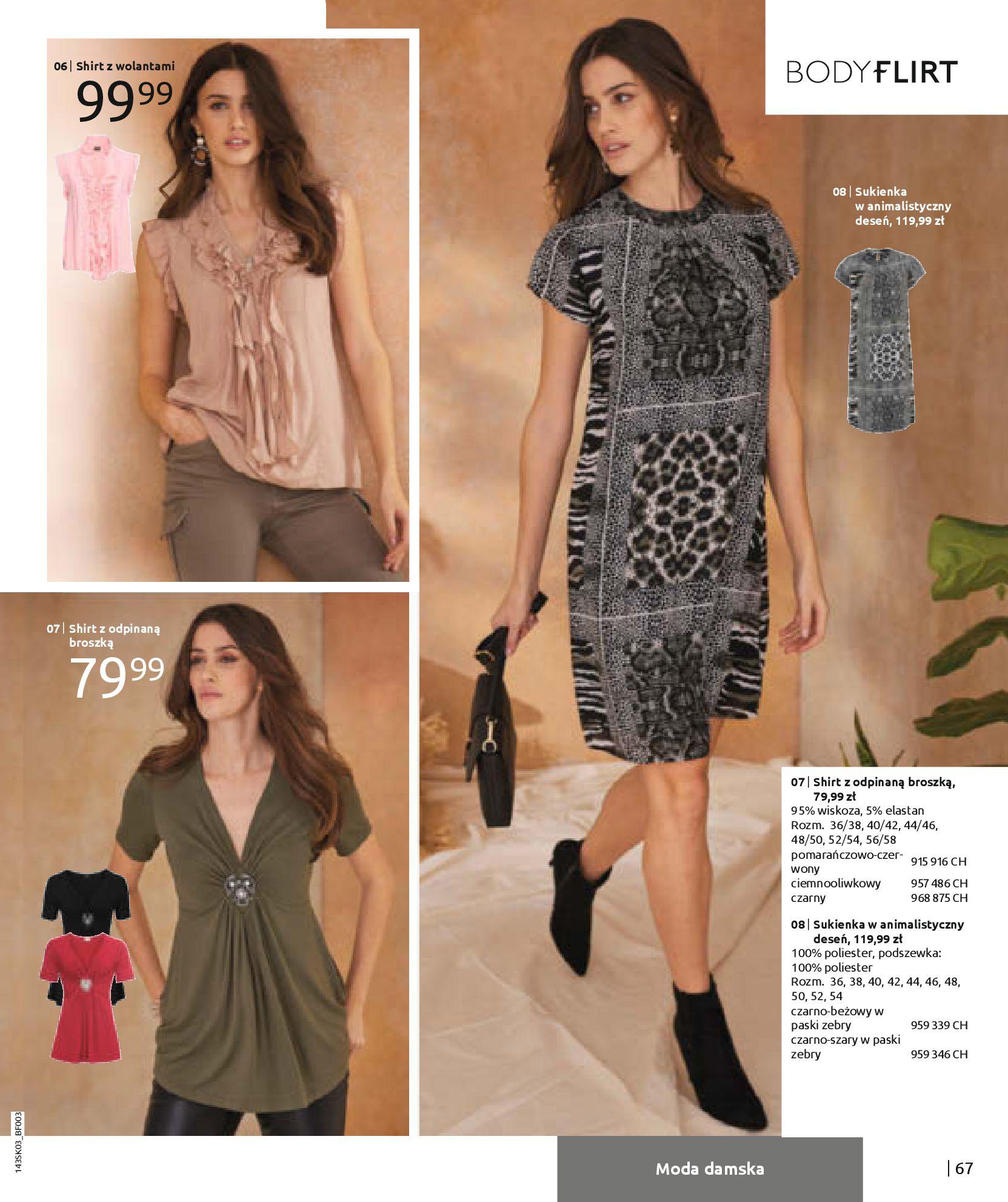 Gazetka Bonprix: Wiosenna moda 2021-03-05 page-69