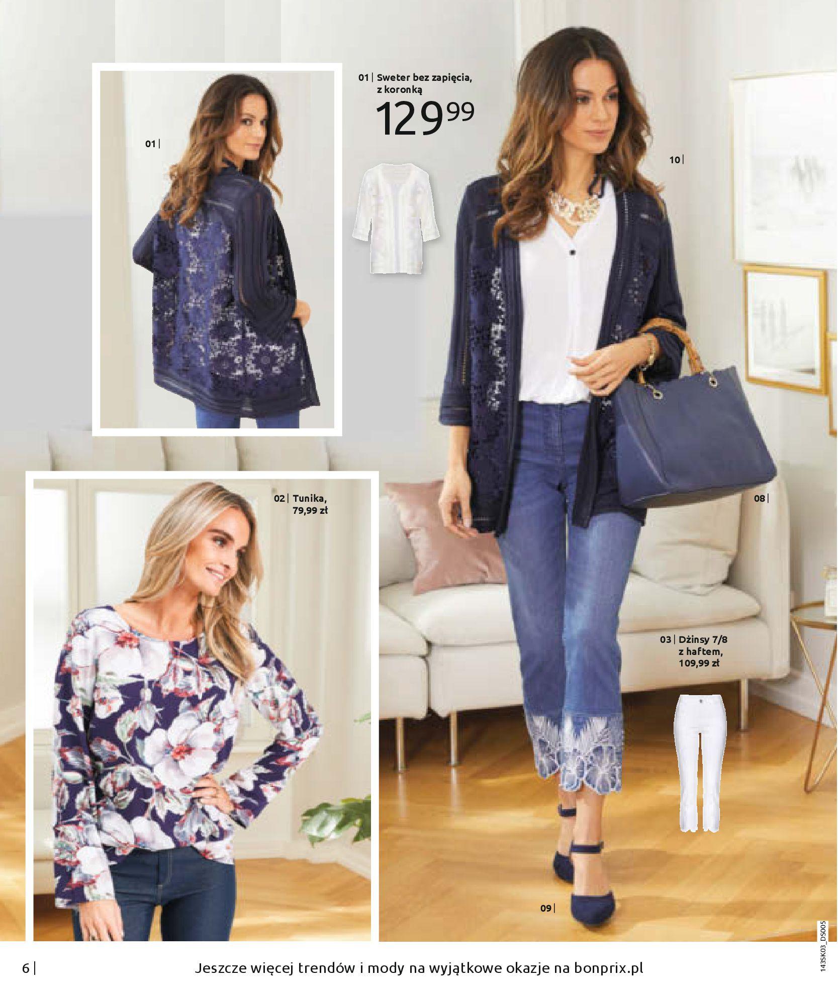 Gazetka Bonprix: Wiosenna moda 2021-03-05 page-8