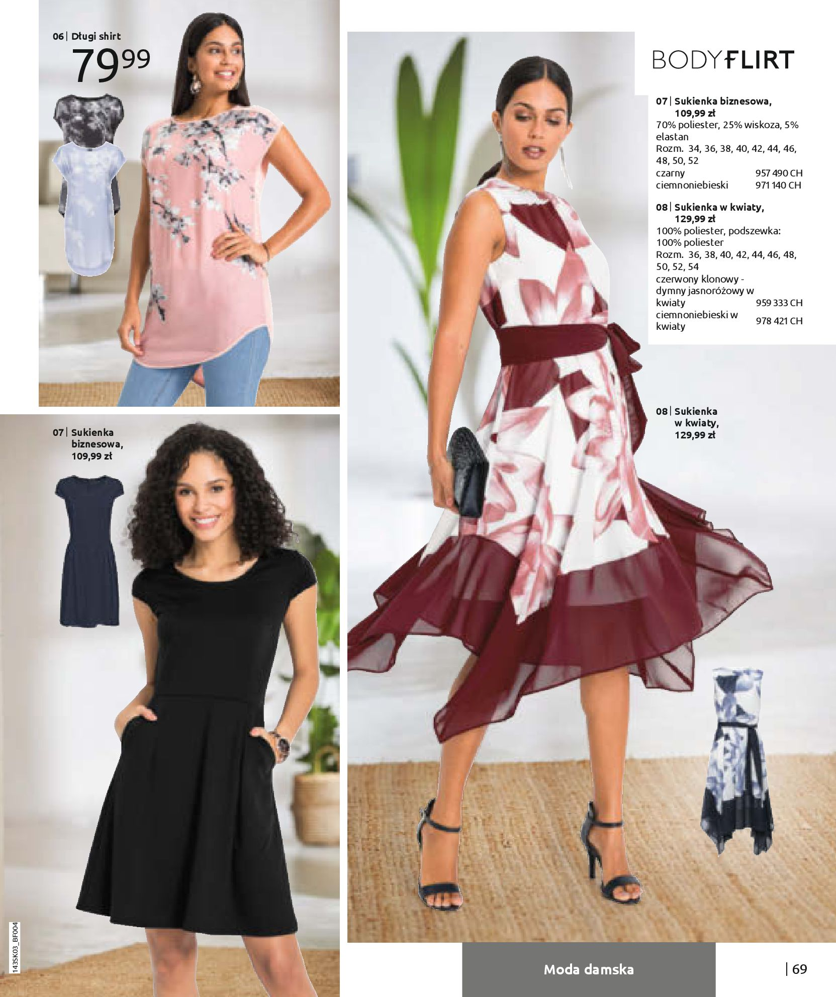 Gazetka Bonprix: Wiosenna moda 2021-03-05 page-71