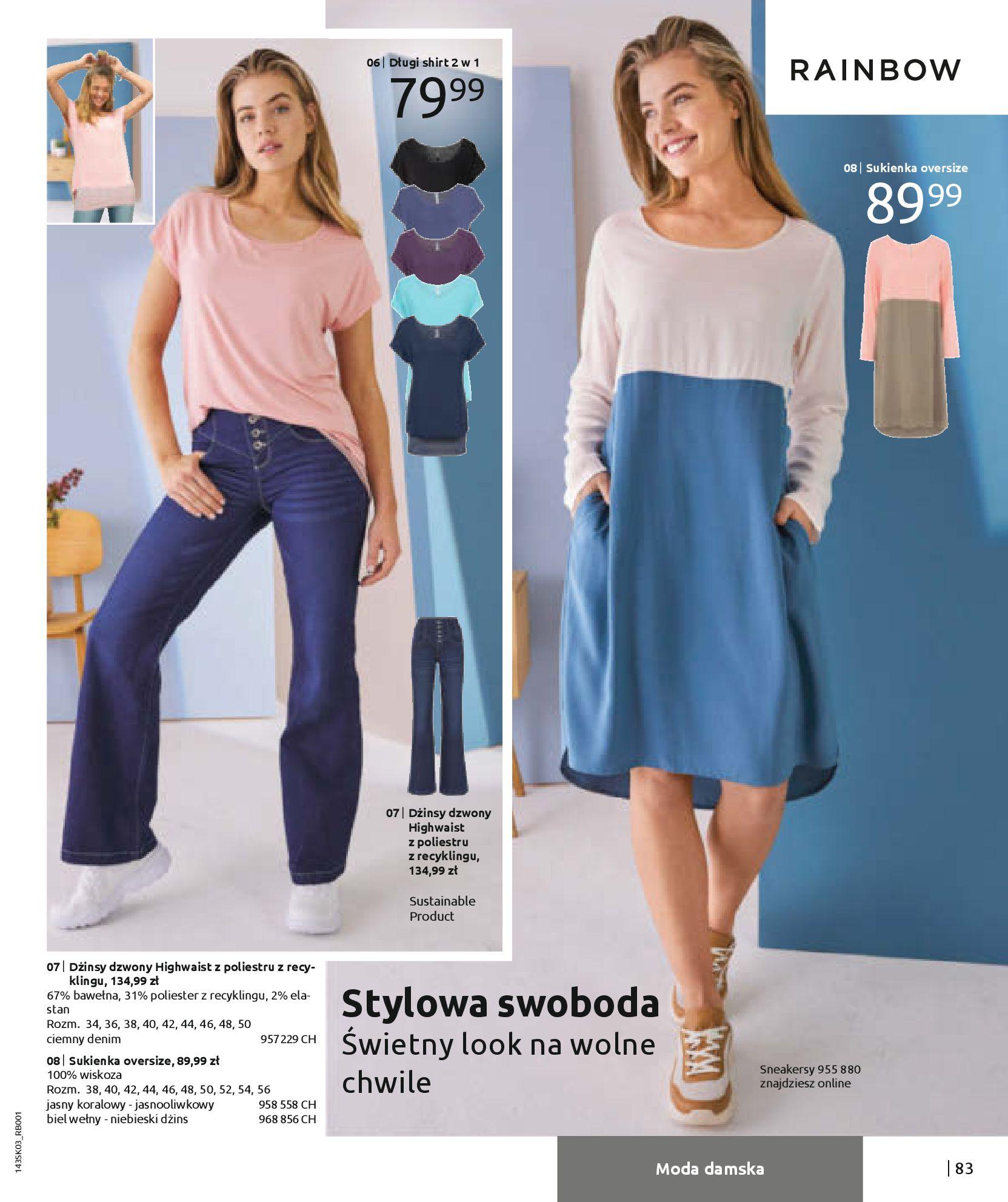 Gazetka Bonprix: Wiosenna moda 2021-03-05 page-85