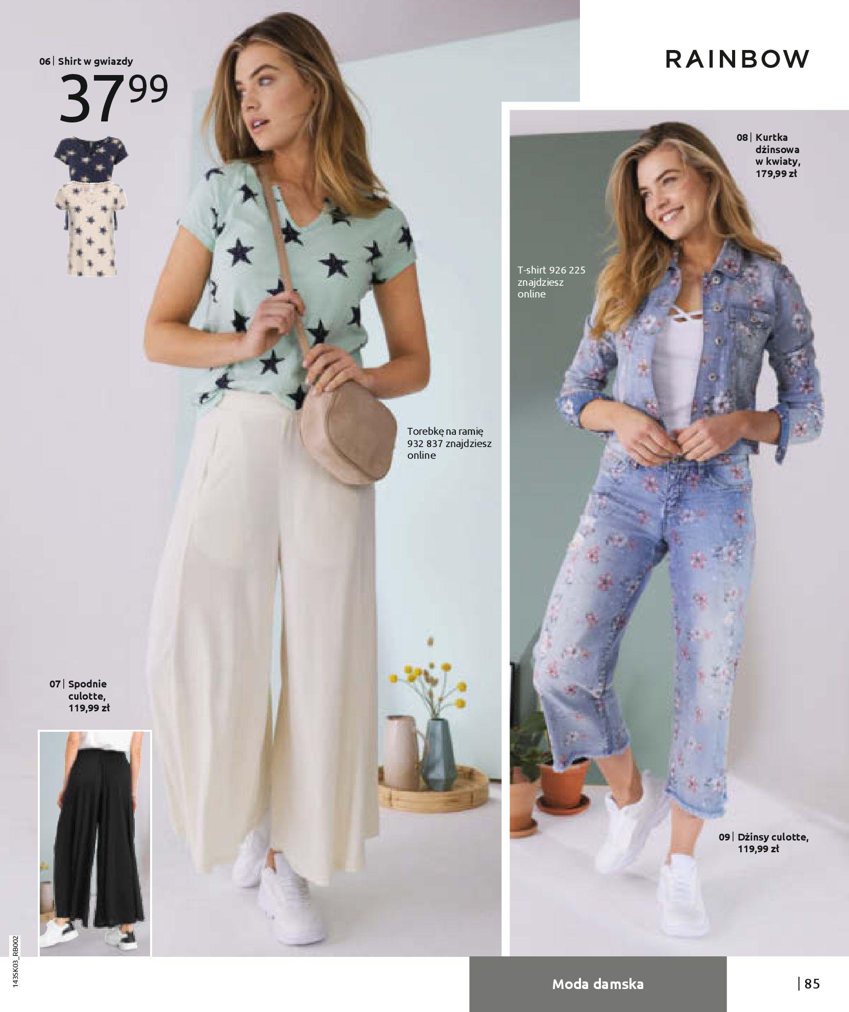 Gazetka Bonprix: Wiosenna moda 2021-03-05 page-87