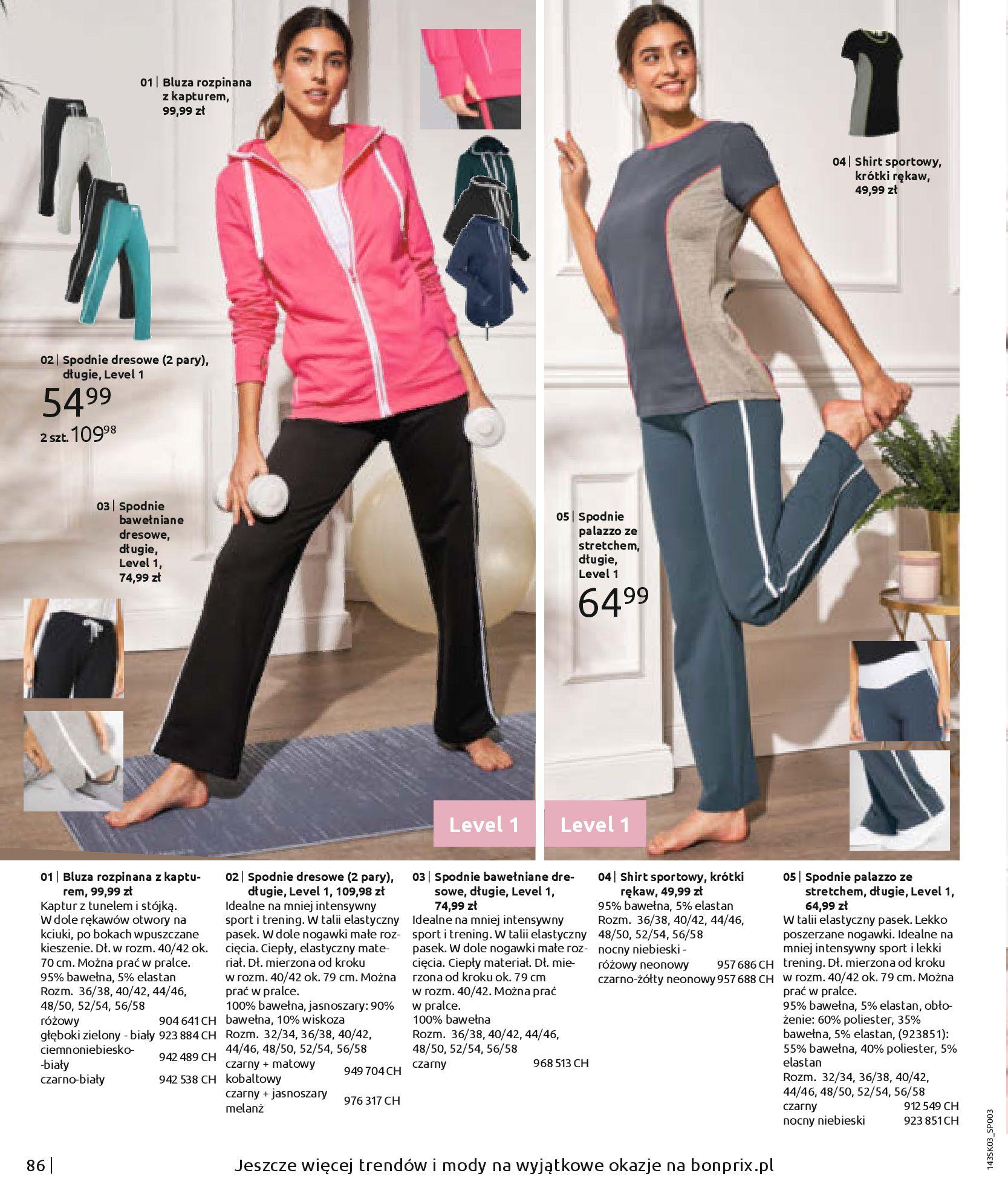 Gazetka Bonprix: Wiosenna moda 2021-03-05 page-88