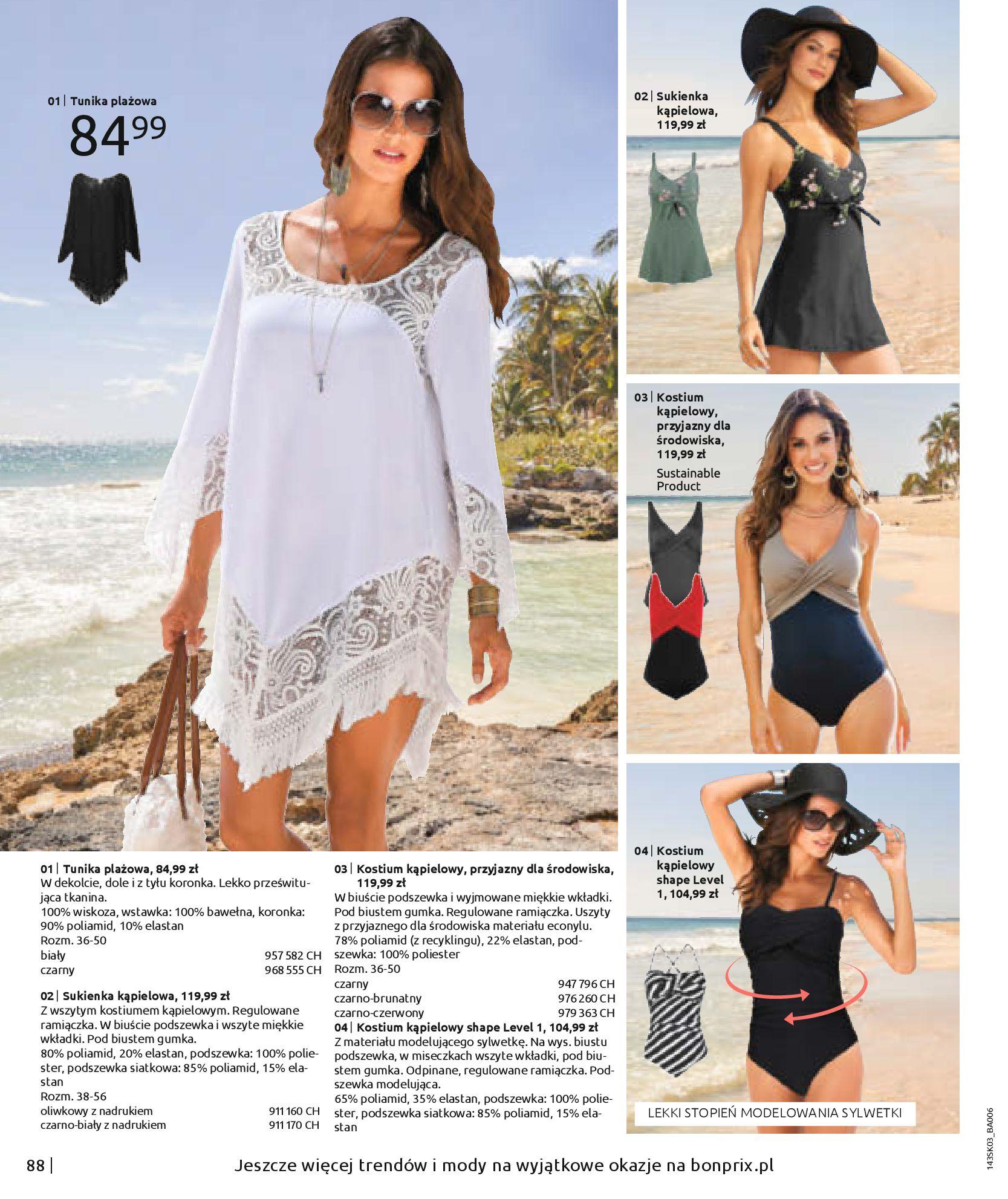 Gazetka Bonprix: Wiosenna moda 2021-03-05 page-90