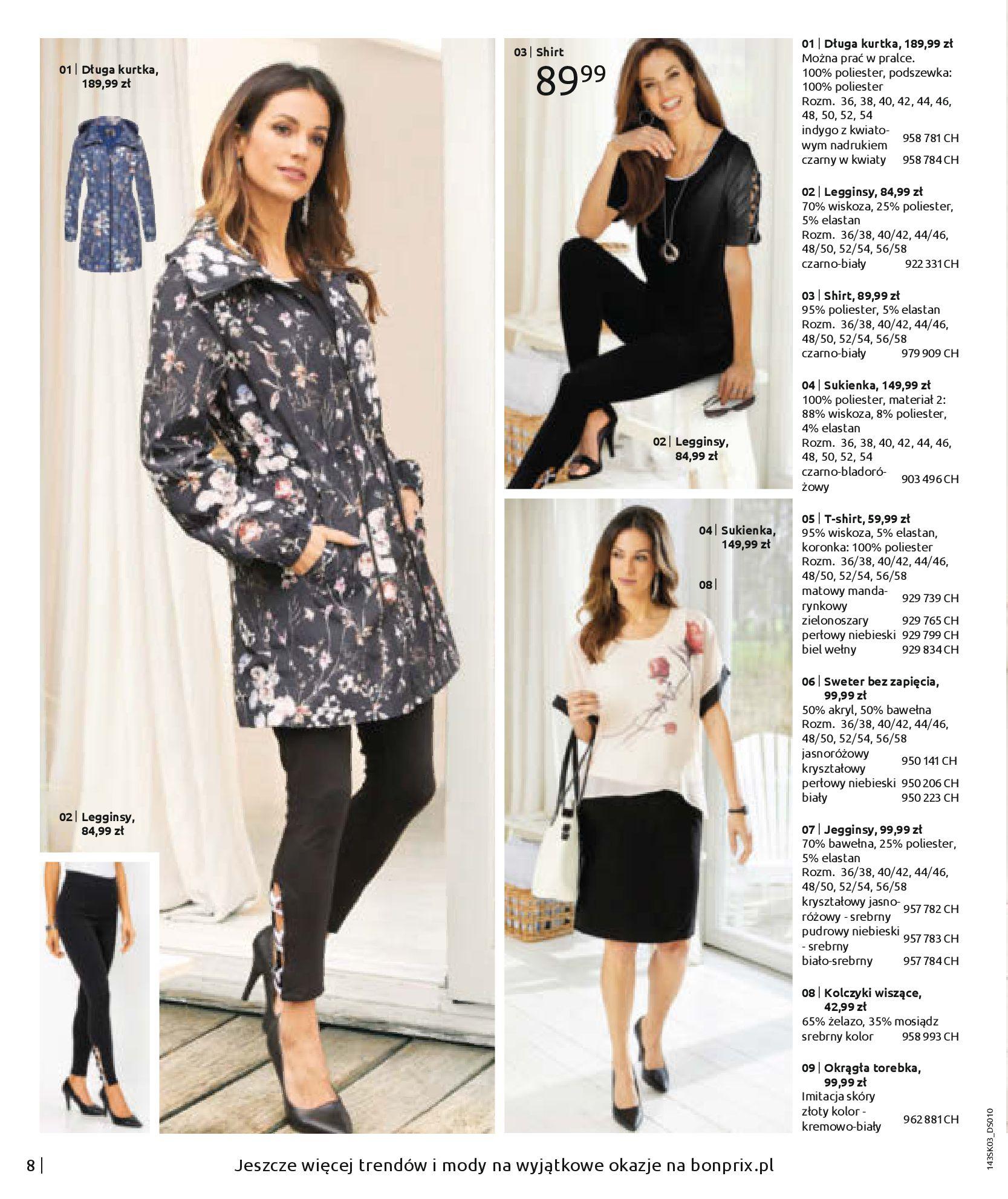 Gazetka Bonprix: Wiosenna moda 2021-03-05 page-10