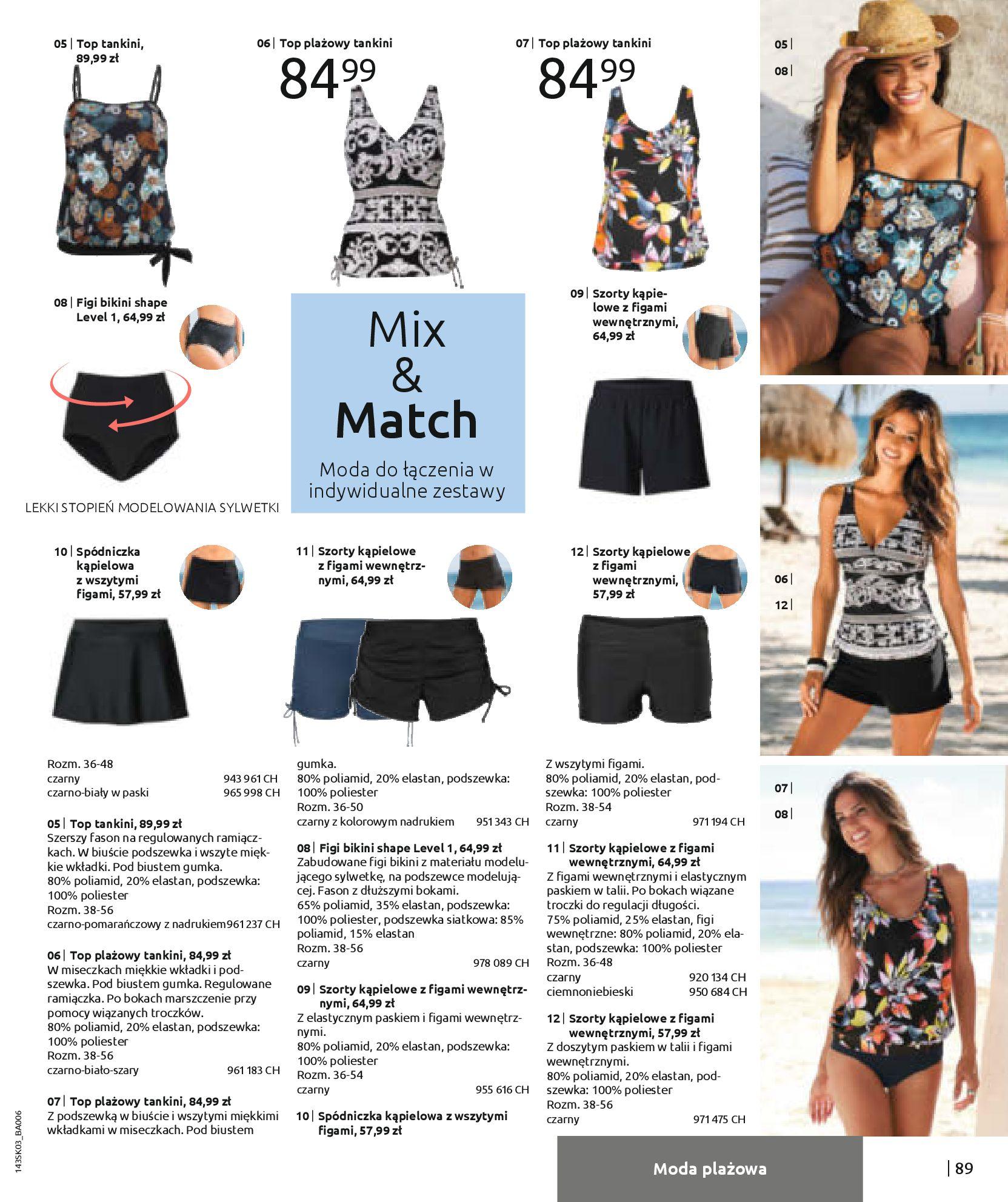 Gazetka Bonprix: Wiosenna moda 2021-03-05 page-91