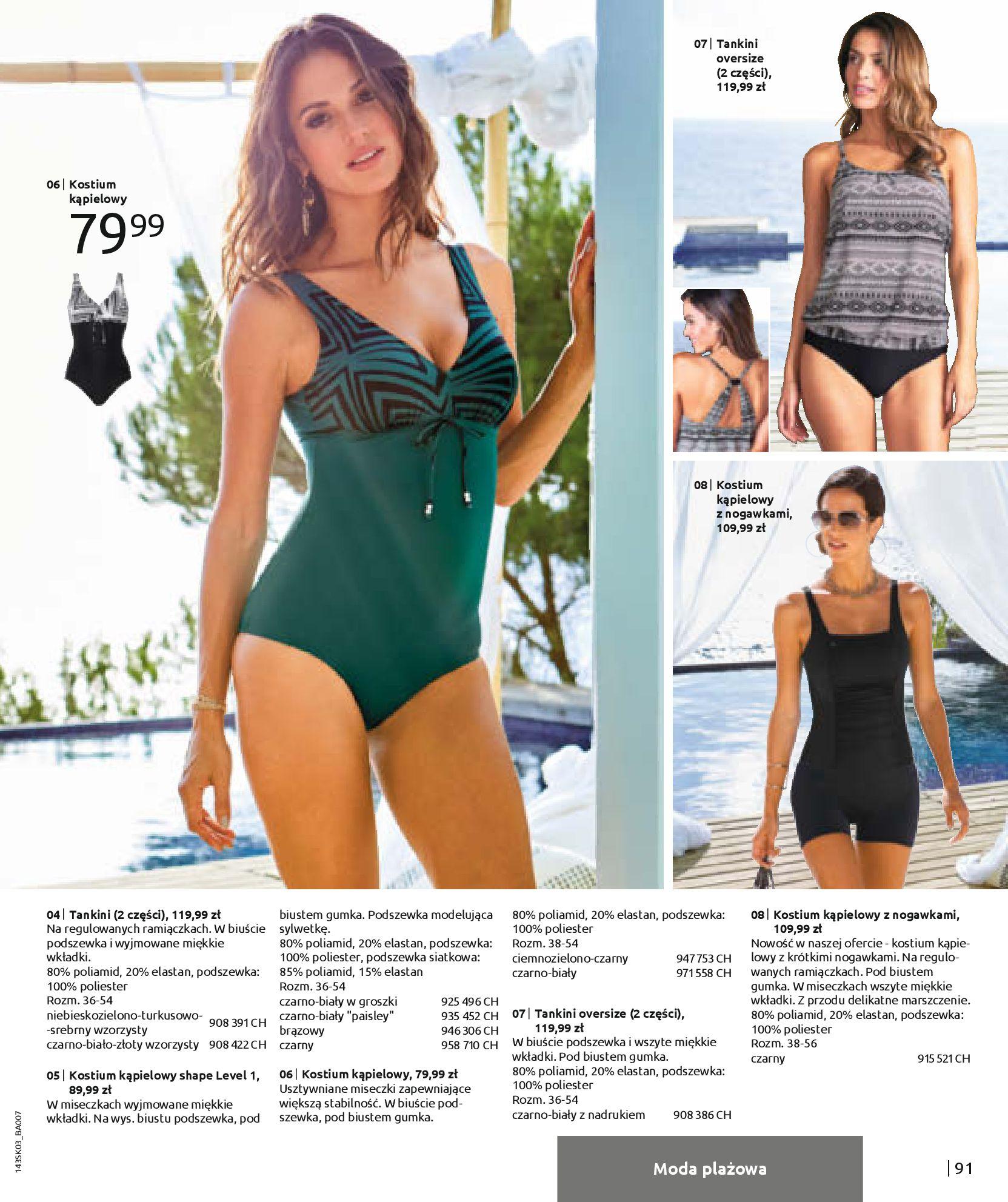 Gazetka Bonprix: Wiosenna moda 2021-03-05 page-93