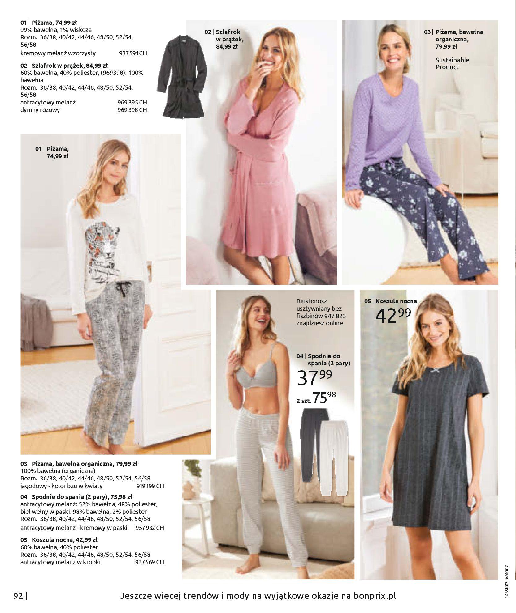 Gazetka Bonprix: Wiosenna moda 2021-03-05 page-94