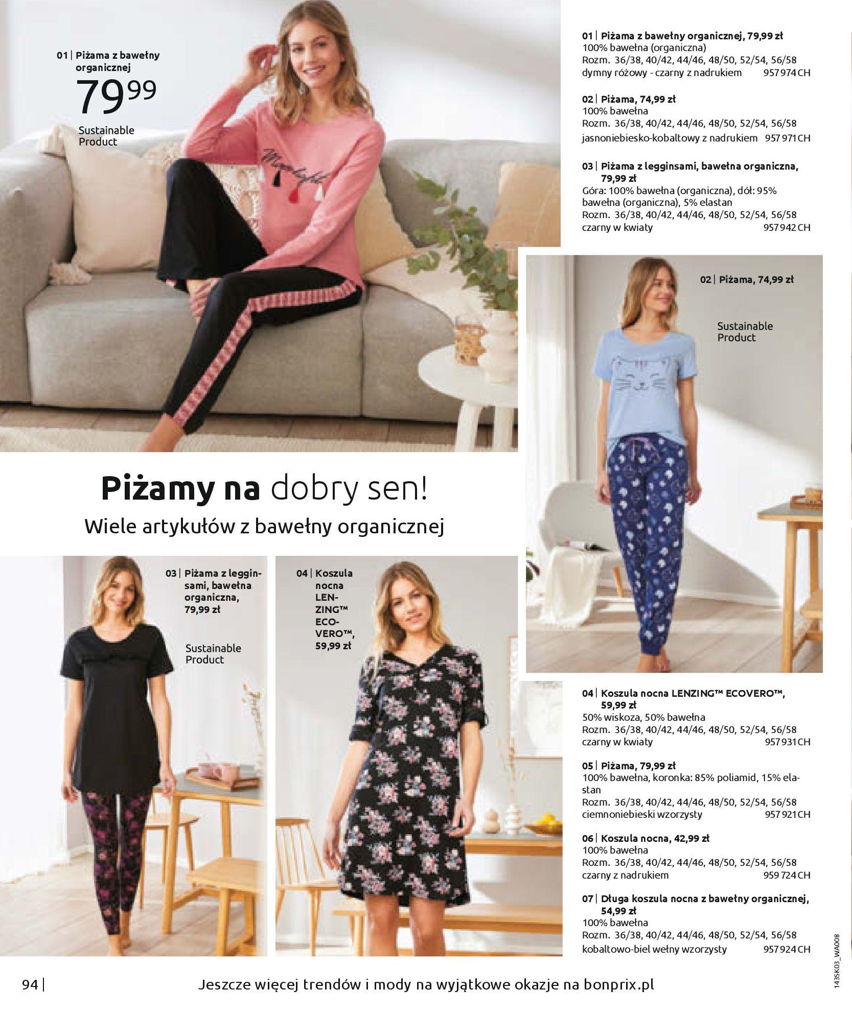 Gazetka Bonprix: Wiosenna moda 2021-03-05 page-96