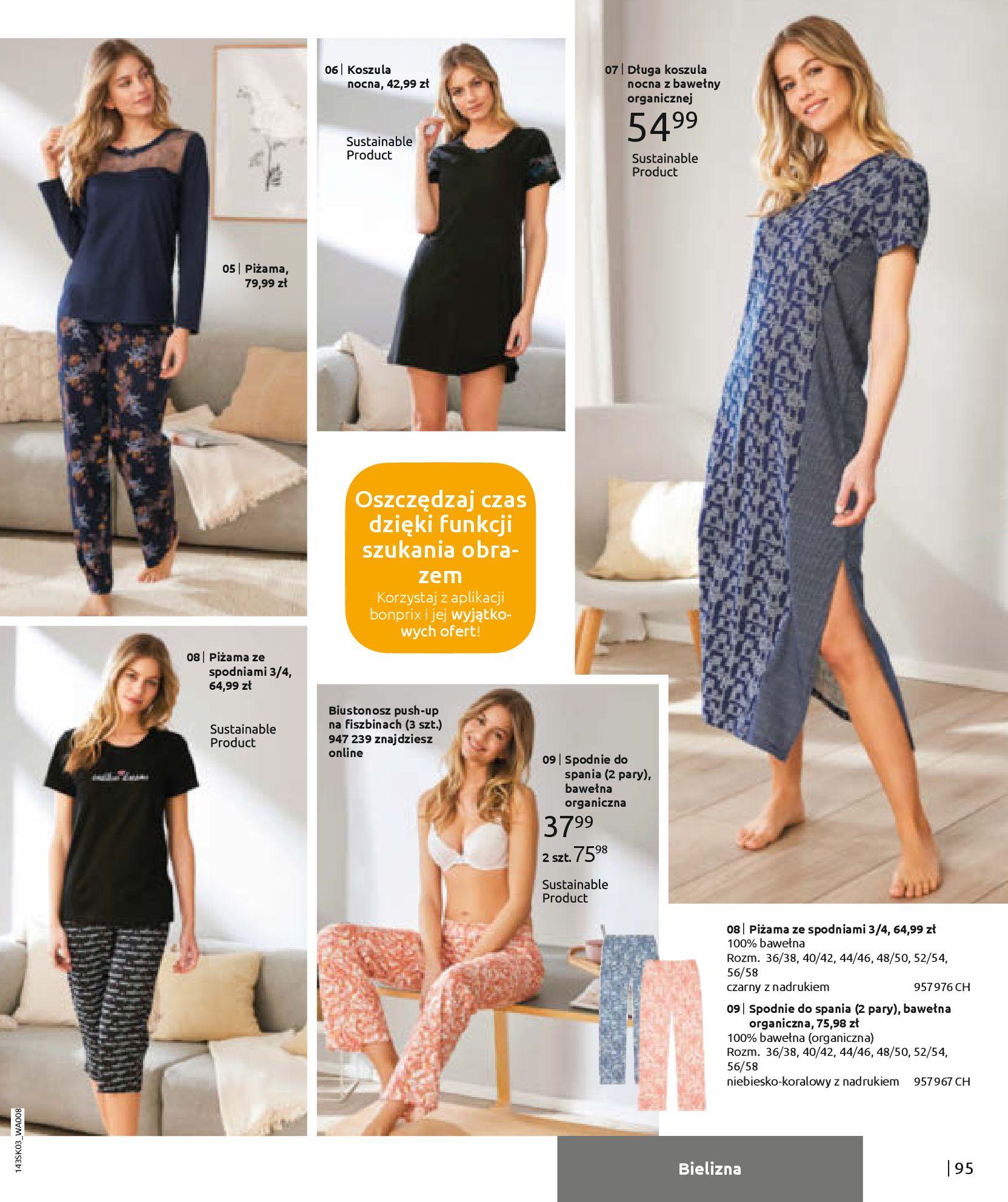 Gazetka Bonprix: Wiosenna moda 2021-03-05 page-97