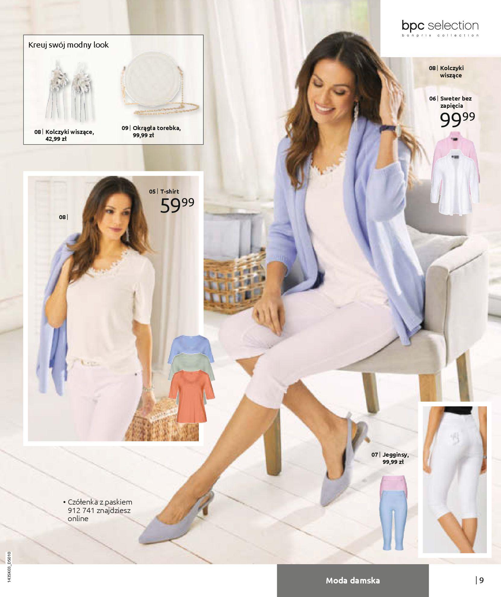 Gazetka Bonprix: Wiosenna moda 2021-03-05 page-11