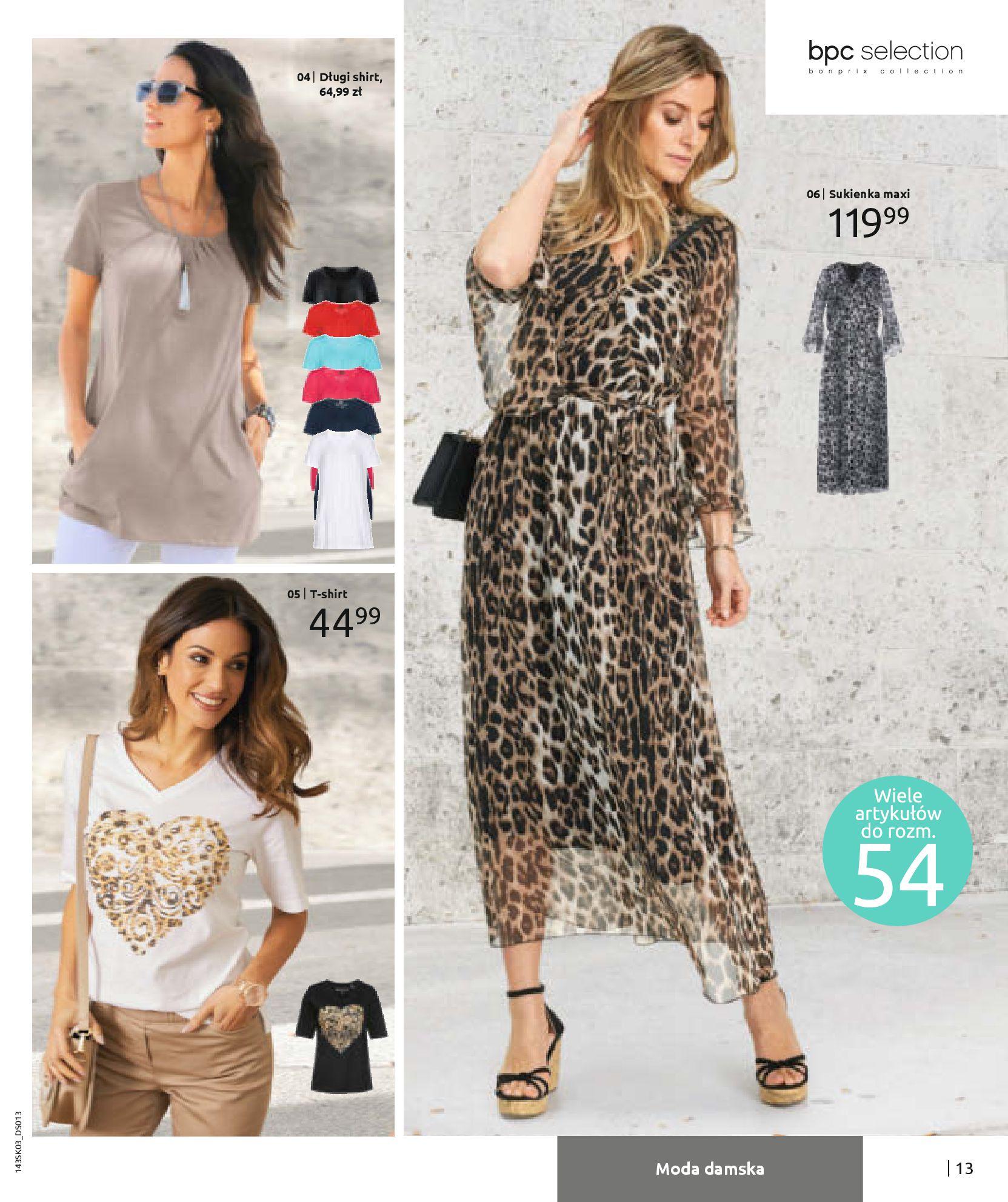 Gazetka Bonprix: Wiosenna moda 2021-03-05 page-15