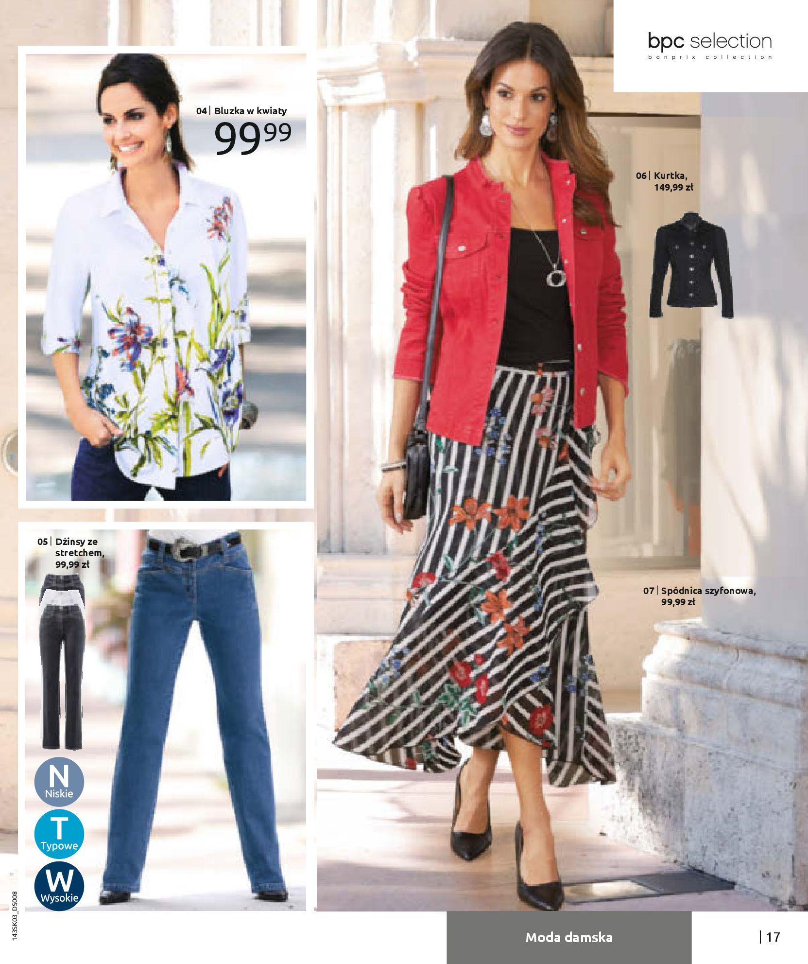 Gazetka Bonprix: Wiosenna moda 2021-03-05 page-19