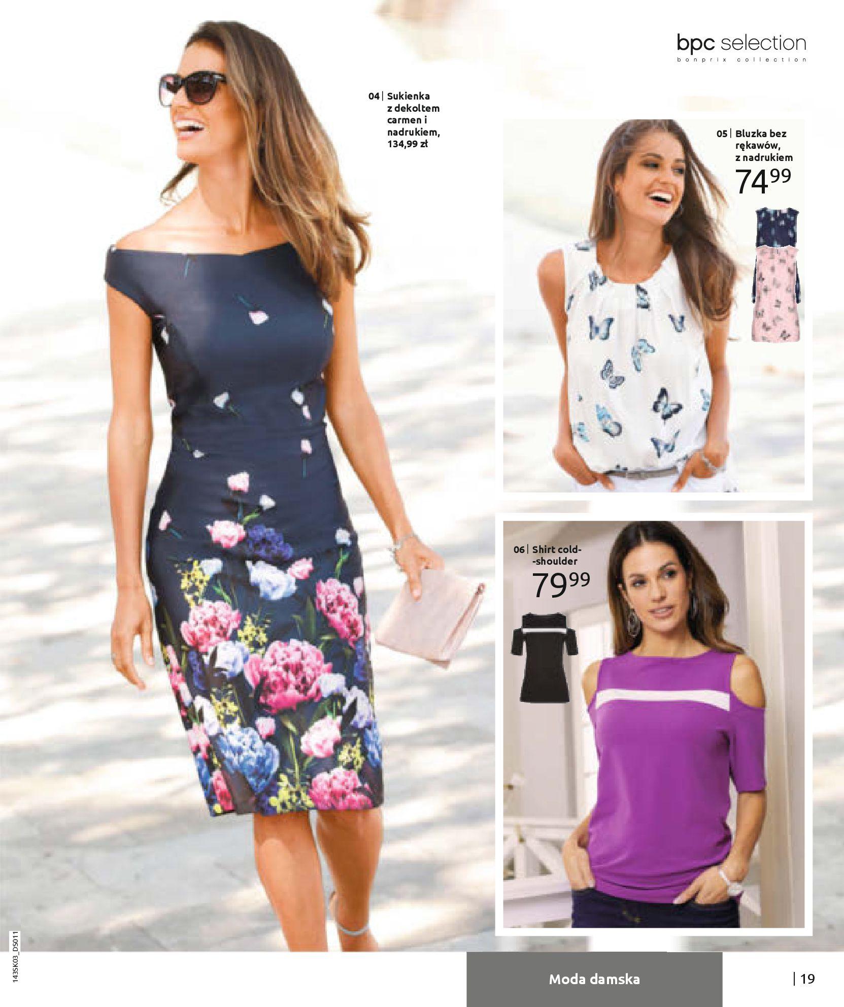 Gazetka Bonprix: Wiosenna moda 2021-03-05 page-21