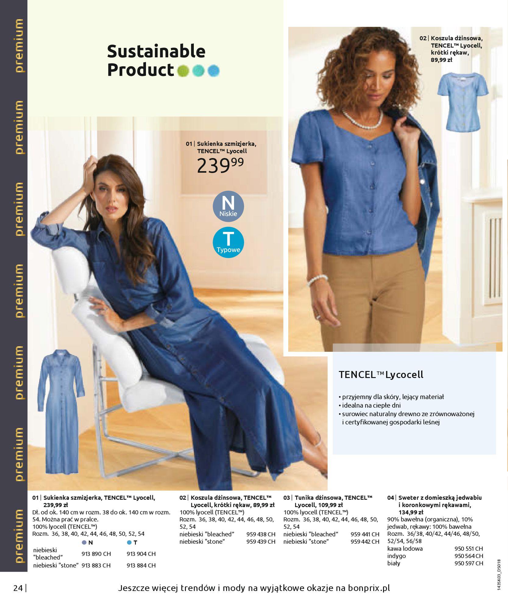 Gazetka Bonprix: Wiosenna moda 2021-03-05 page-26