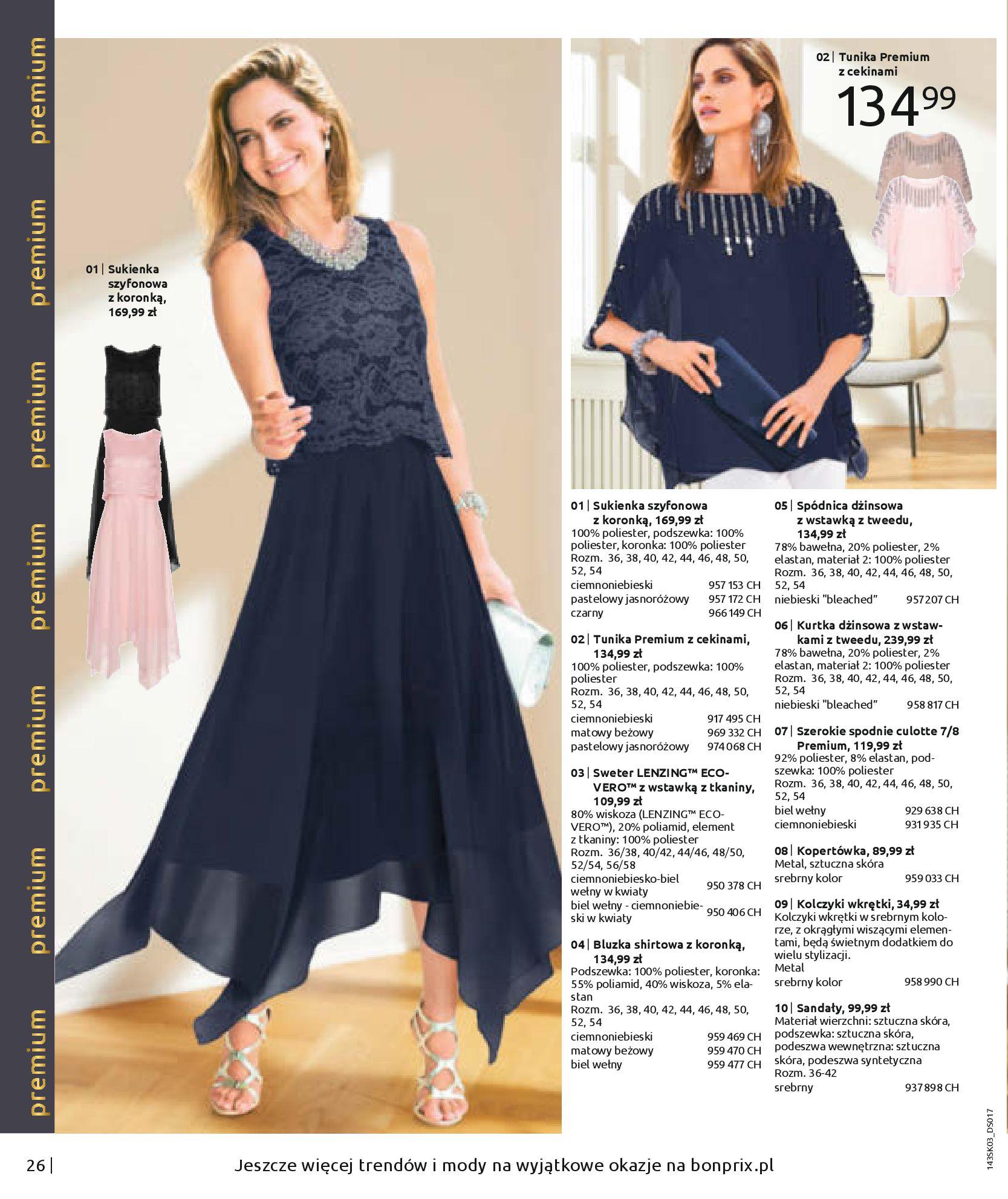 Gazetka Bonprix: Wiosenna moda 2021-03-05 page-28