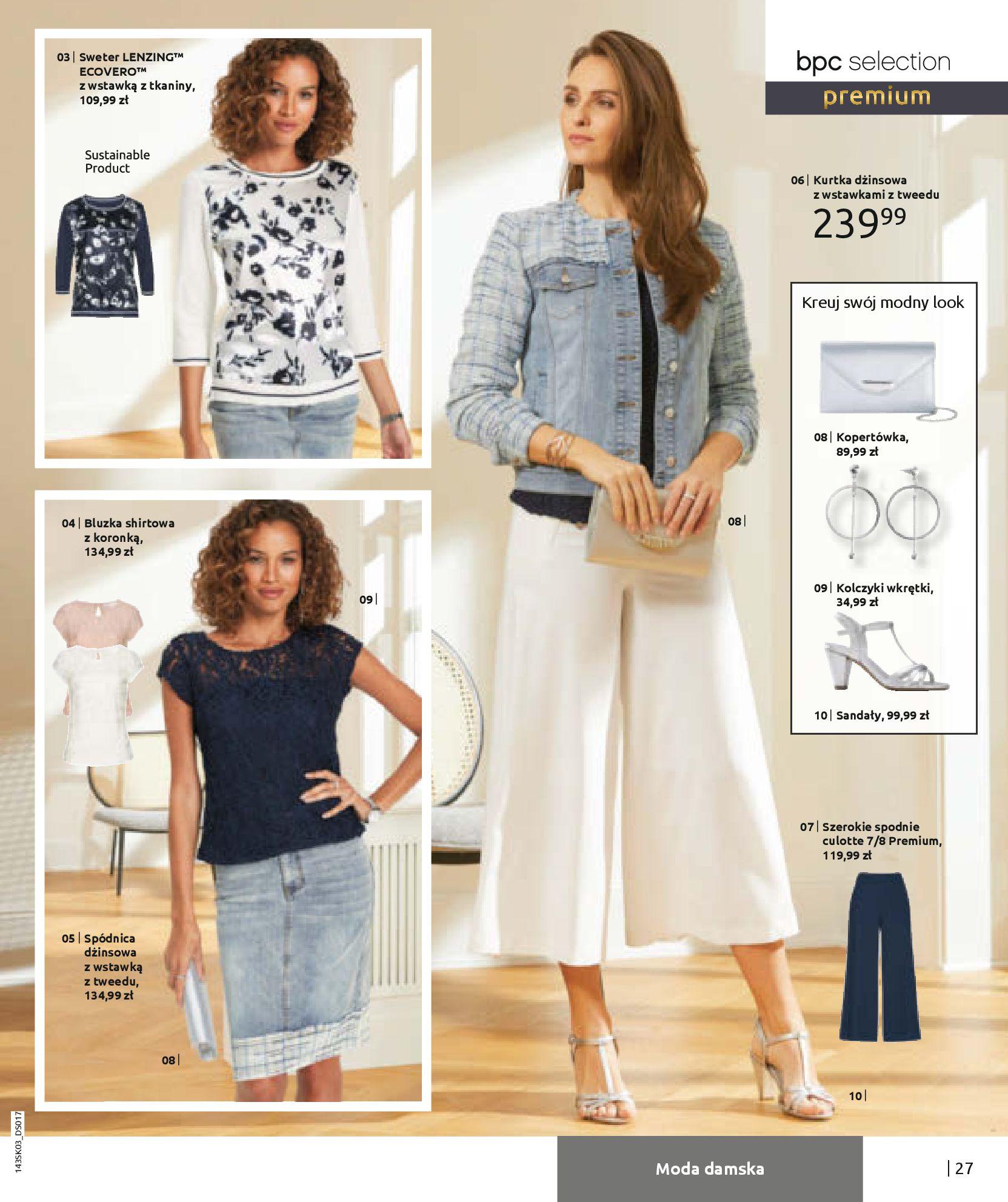 Gazetka Bonprix: Wiosenna moda 2021-03-05 page-29