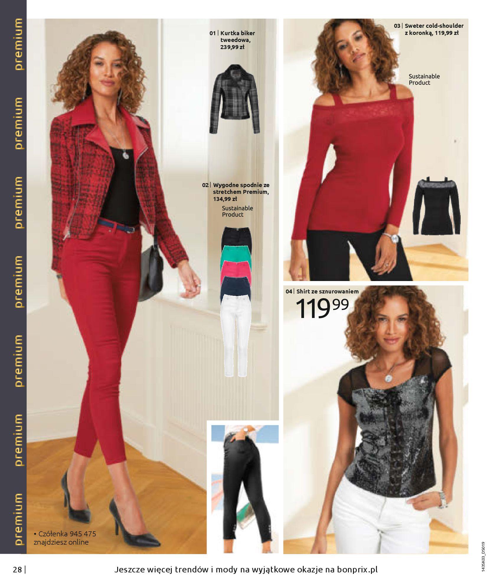 Gazetka Bonprix: Wiosenna moda 2021-03-05 page-30