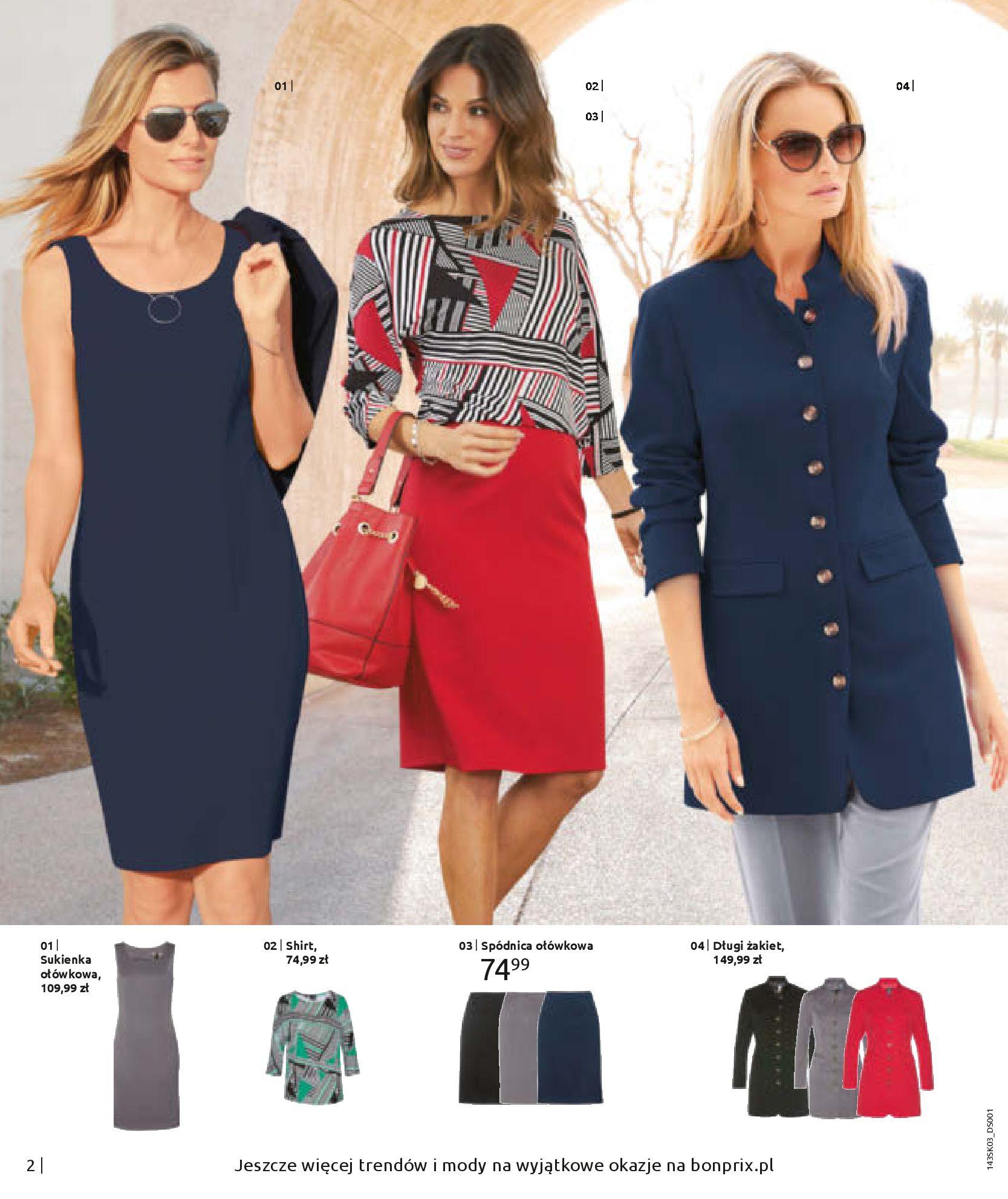Gazetka Bonprix: Wiosenna moda 2021-03-05 page-4