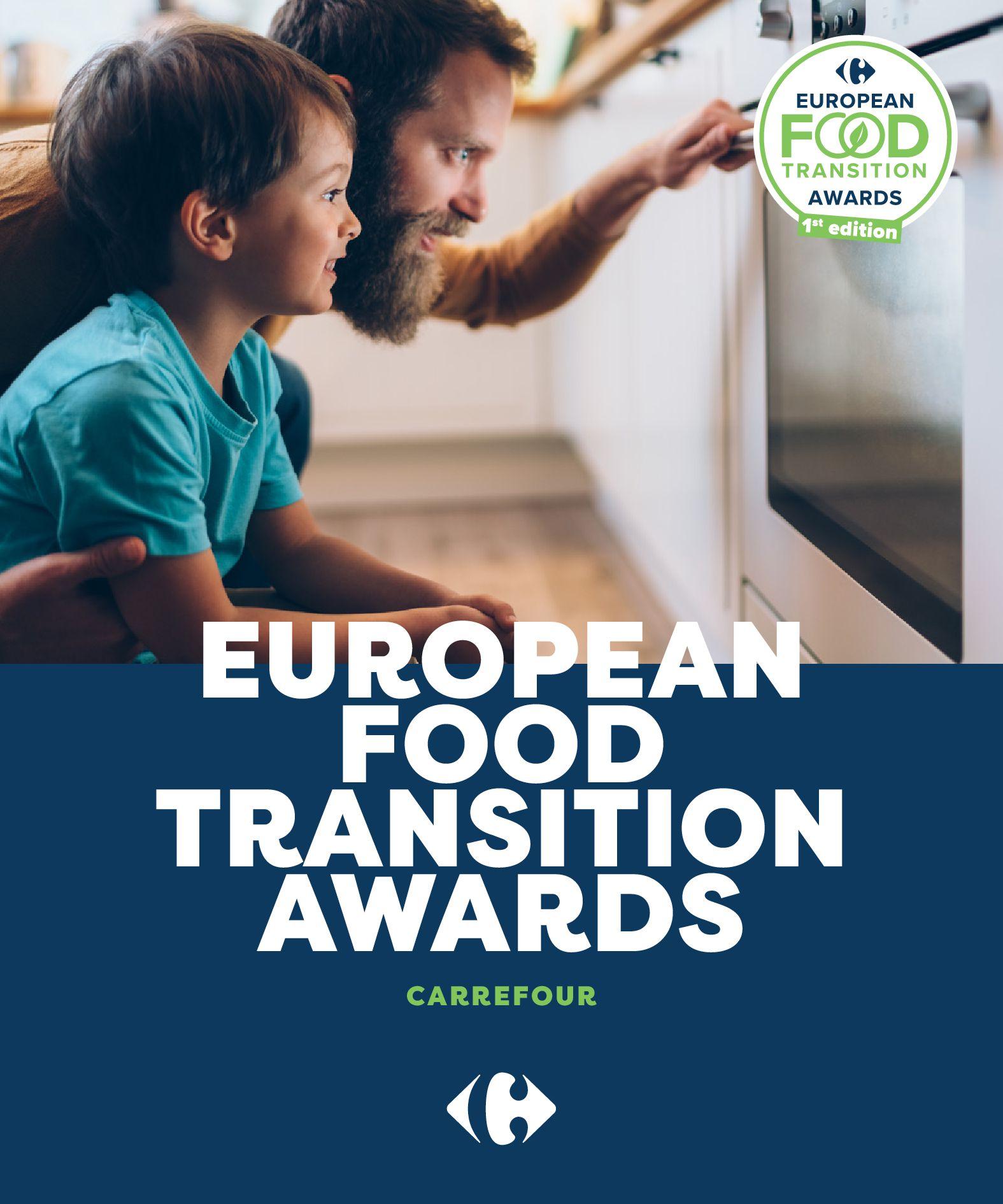 Carrefour:  Gazetka Carrefour - KONKURS  EUROPEAN  FOOD 15.10.2021
