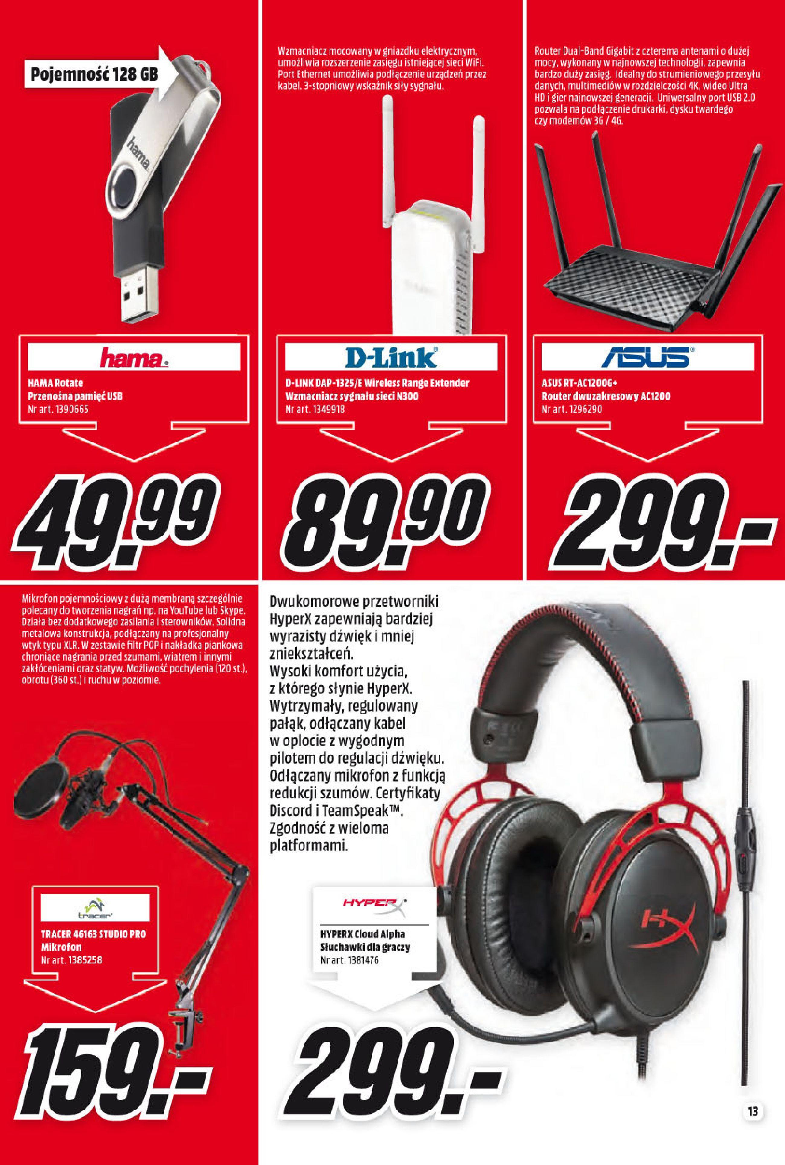 Gazetka Media Markt - Co słychać w rozrywce ?-14.05.2019-31.05.2019-page-