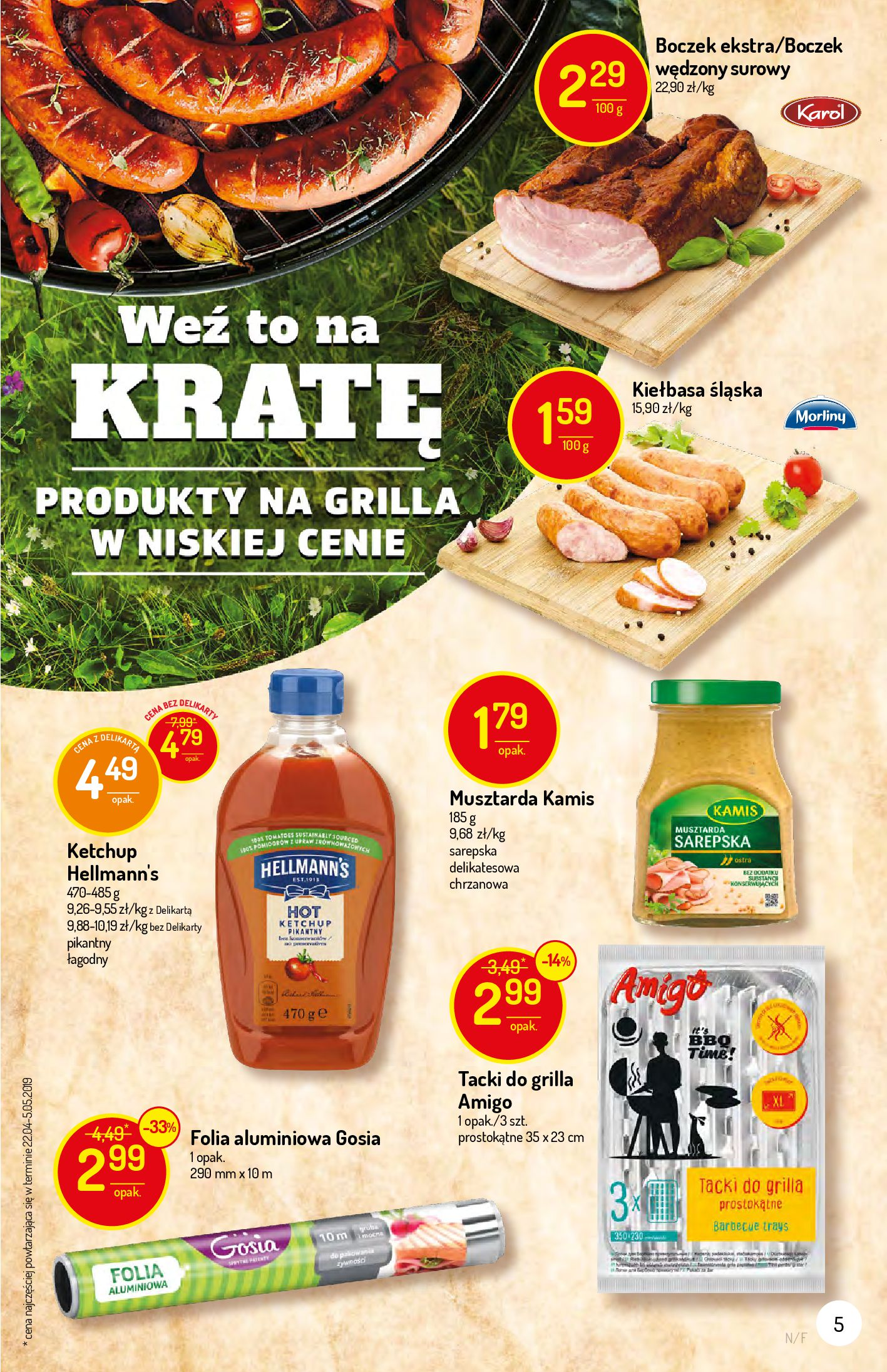 Gazetka Delikatesy Centrum - Oferta na art. spożywcze i kosmetyki-12.06.2019-18.06.2019-page-