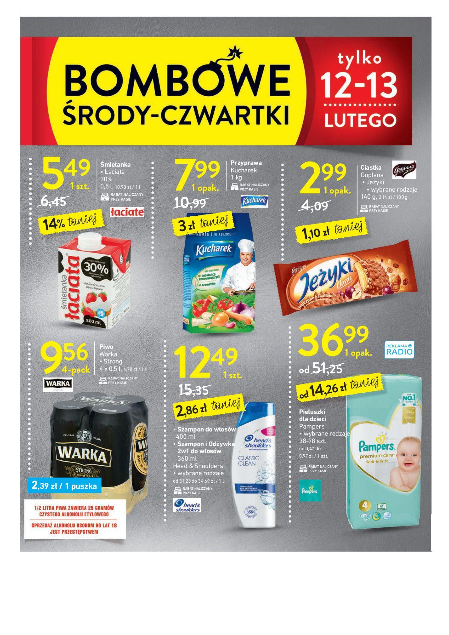 Gazetka Intermarché - Gazetka promocyjna-10.02.2020-17.02.2020-page-18