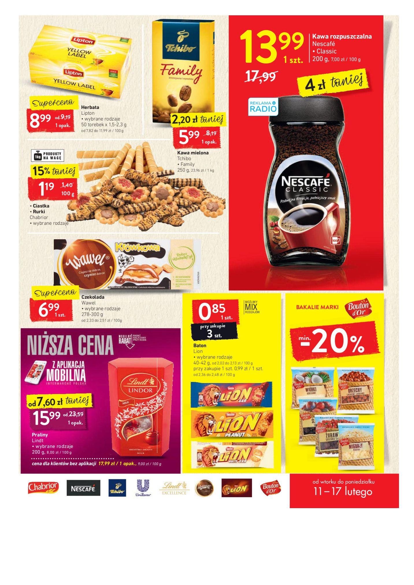 Gazetka Intermarché - Gazetka promocyjna-10.02.2020-17.02.2020-page-21