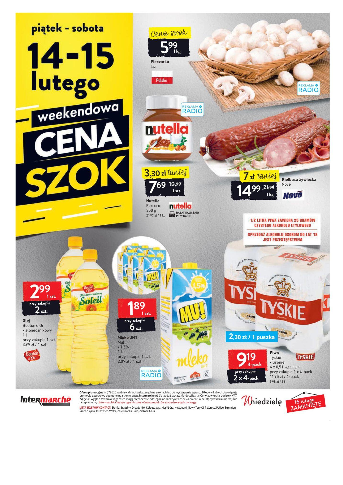 Gazetka Intermarché - Gazetka promocyjna-10.02.2020-17.02.2020-page-28