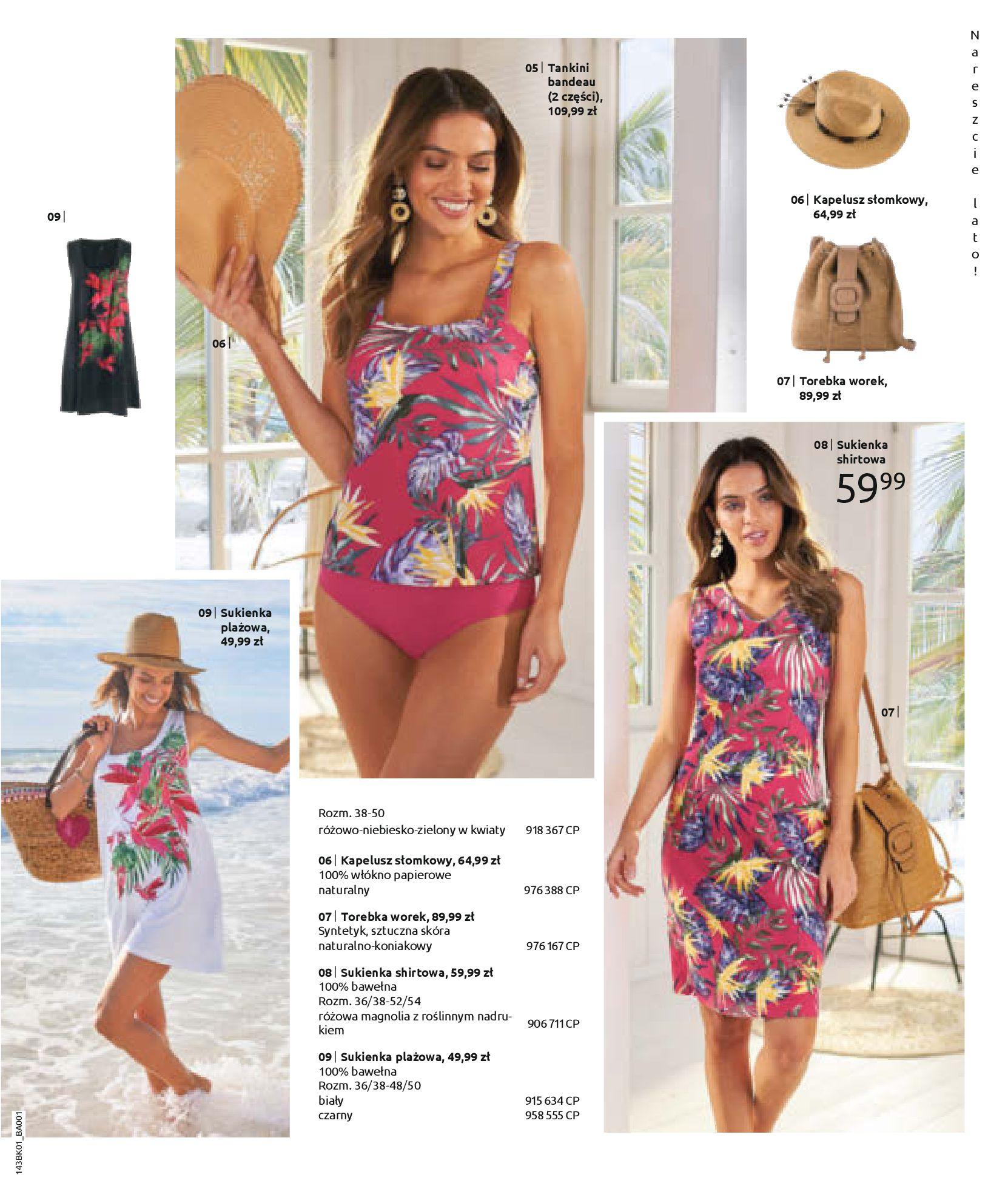 Gazetka Bonprix: Katalog Bonprix Nareszcie! Nadchodzi lato! 2021-06-09 page-5