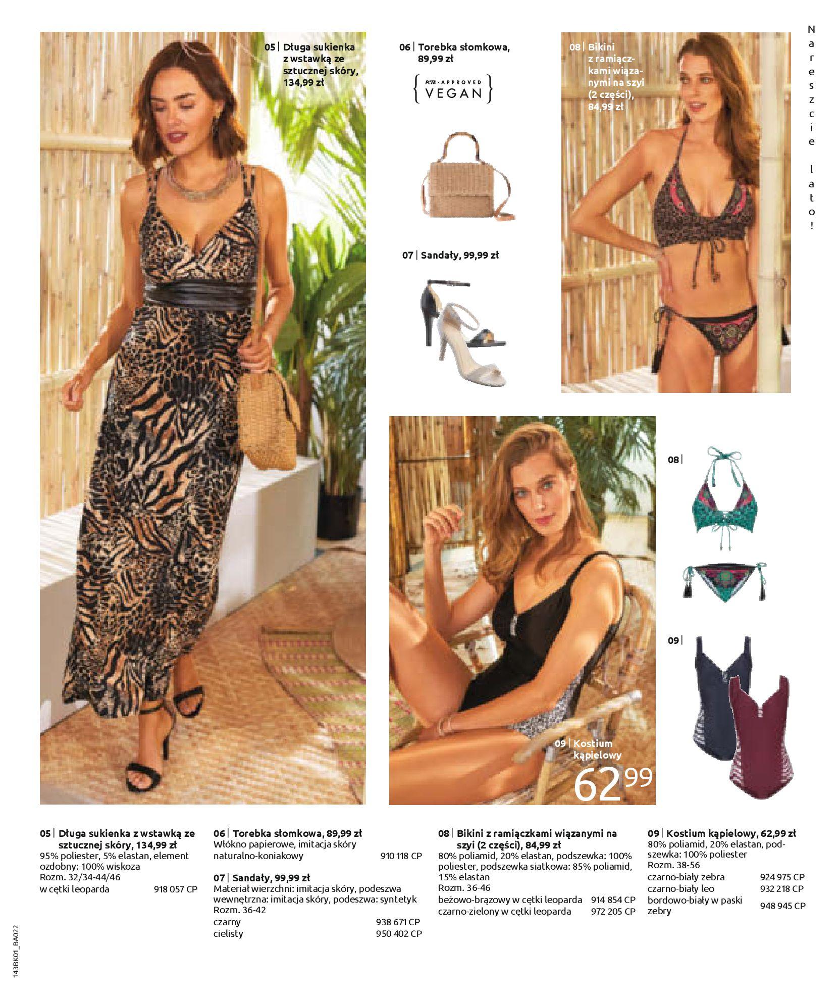 Gazetka Bonprix: Katalog Bonprix Nareszcie! Nadchodzi lato! 2021-06-09 page-45