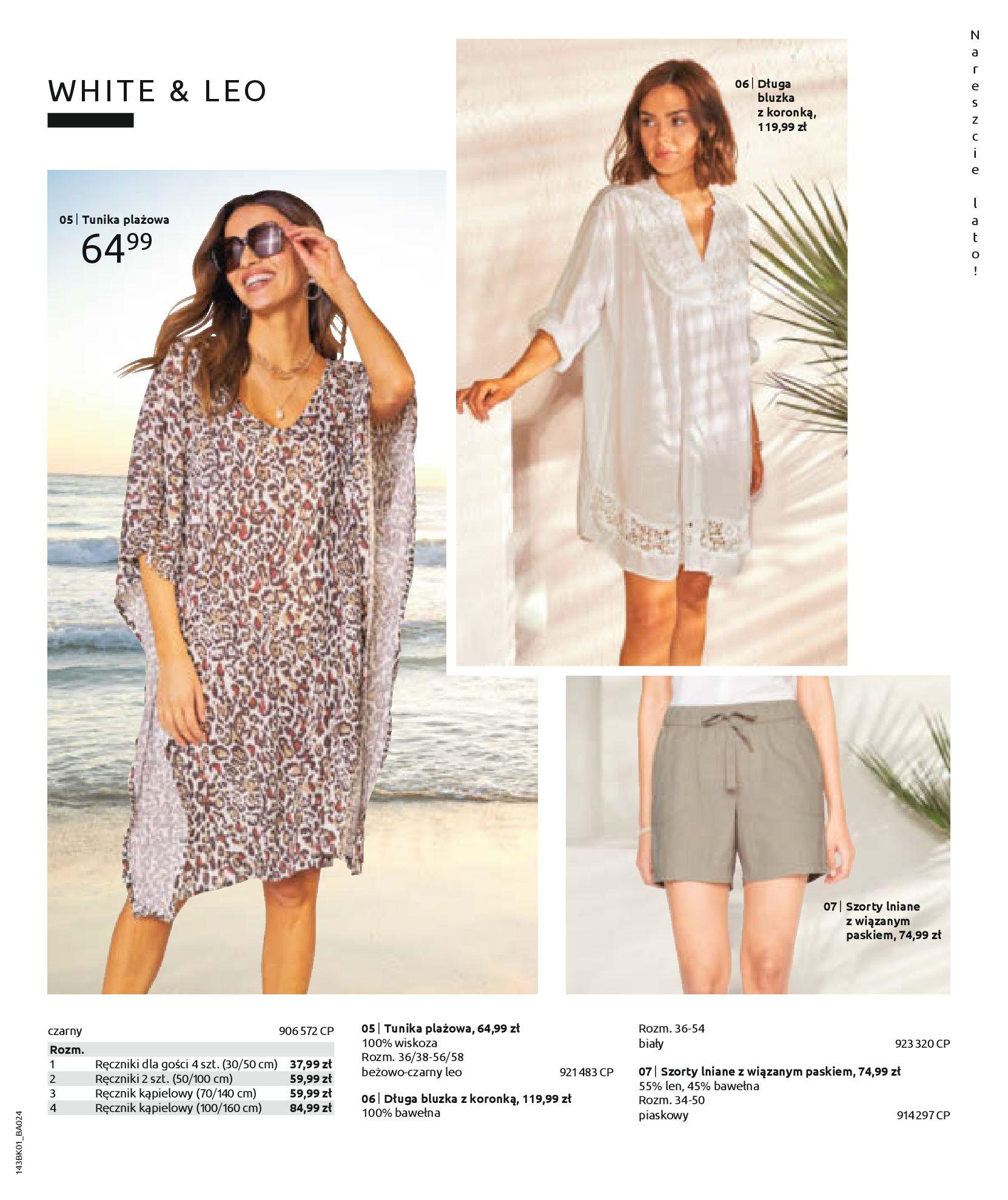 Gazetka Bonprix: Katalog Bonprix Nareszcie! Nadchodzi lato! 2021-06-09 page-49