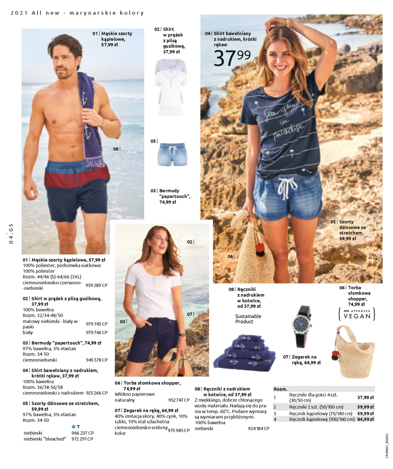 Gazetka Bonprix: Katalog Bonprix Nareszcie! Nadchodzi lato! 2021-06-09 page-6