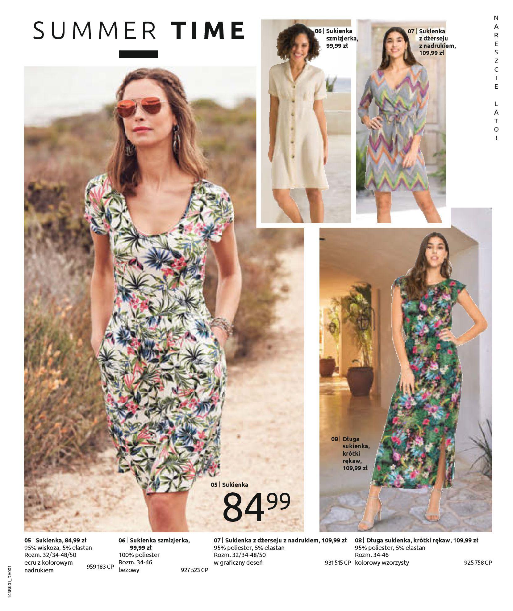Gazetka Bonprix: Katalog Bonprix Nareszcie! Nadchodzi lato! 2021-06-09 page-67