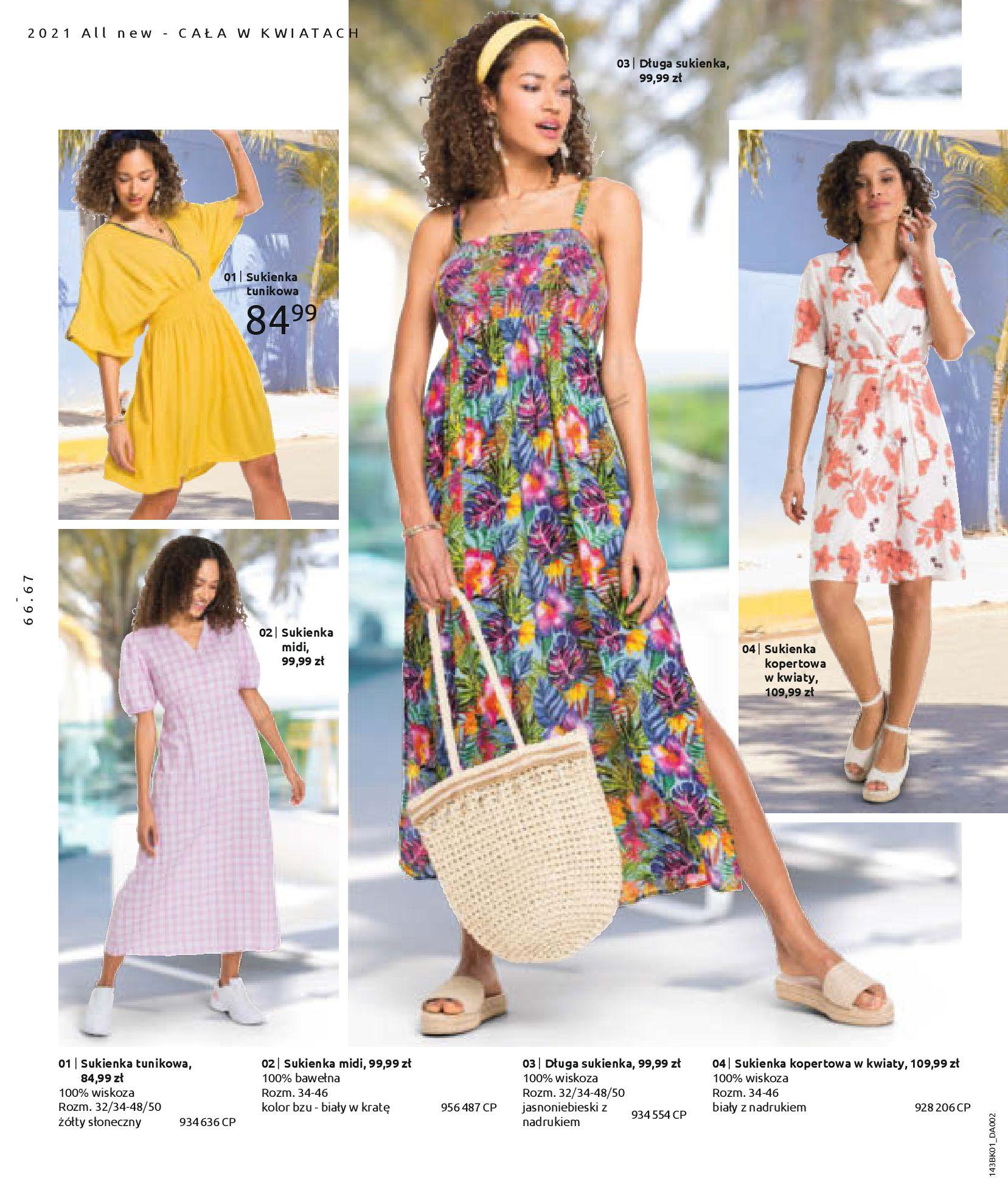 Gazetka Bonprix: Katalog Bonprix Nareszcie! Nadchodzi lato! 2021-06-09 page-68