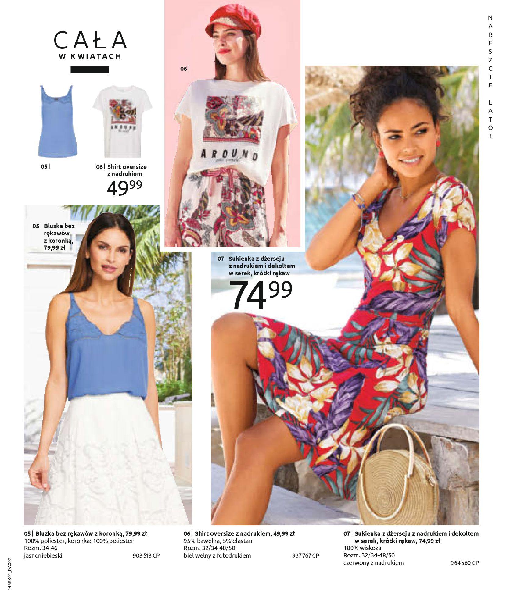 Gazetka Bonprix: Katalog Bonprix Nareszcie! Nadchodzi lato! 2021-06-09 page-69