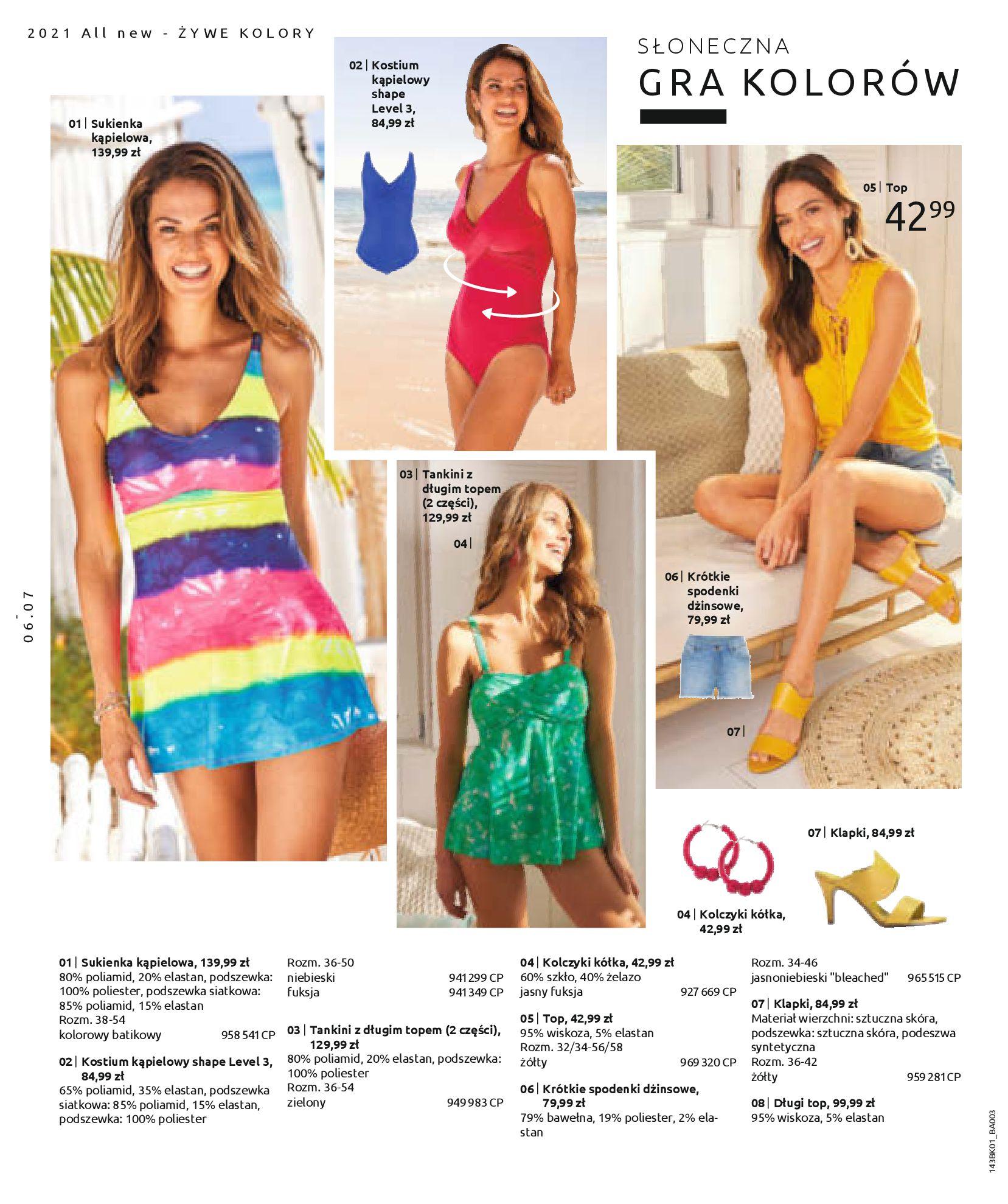 Gazetka Bonprix: Katalog Bonprix Nareszcie! Nadchodzi lato! 2021-06-09 page-8