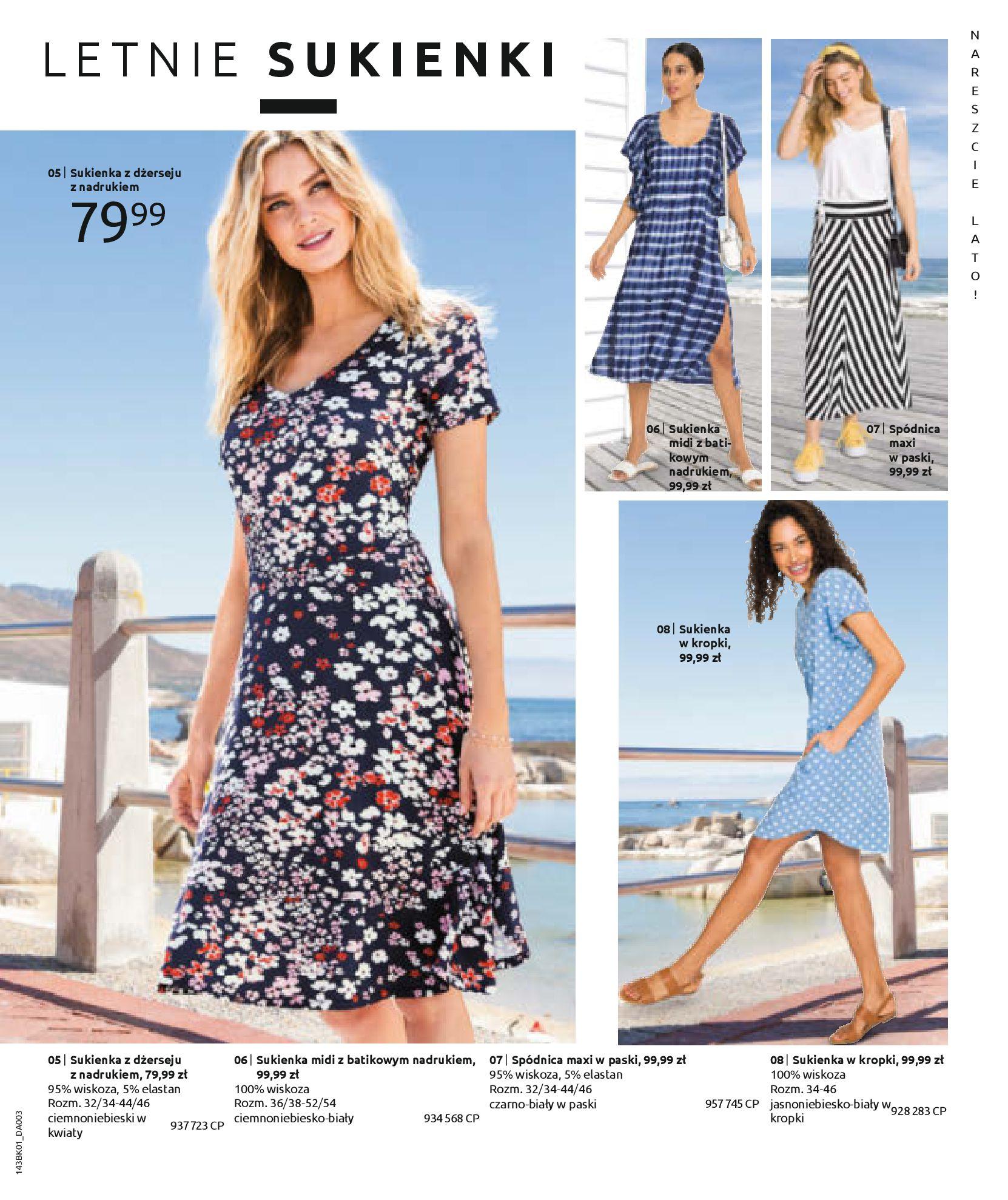 Gazetka Bonprix: Katalog Bonprix Nareszcie! Nadchodzi lato! 2021-06-09 page-71