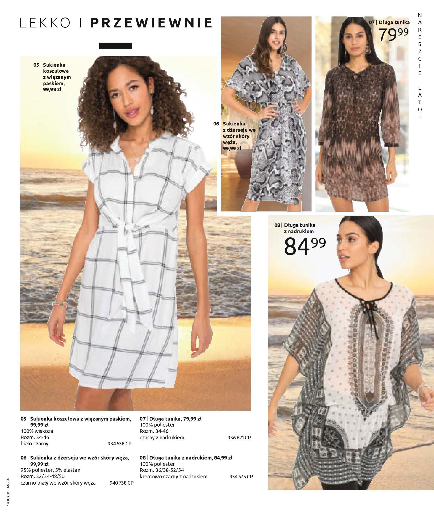 Gazetka Bonprix: Katalog Bonprix Nareszcie! Nadchodzi lato! 2021-06-09 page-73