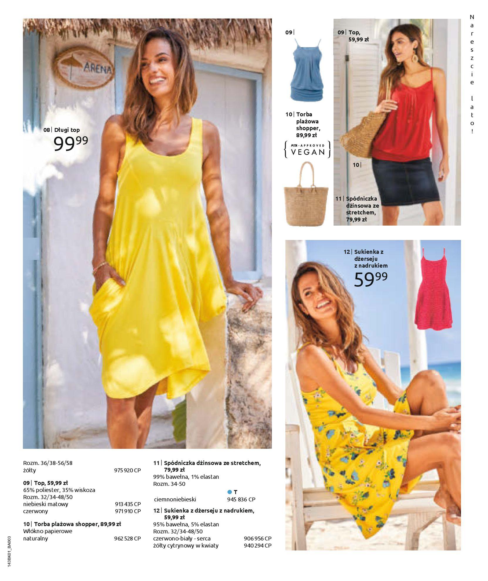 Gazetka Bonprix: Katalog Bonprix Nareszcie! Nadchodzi lato! 2021-06-09 page-9