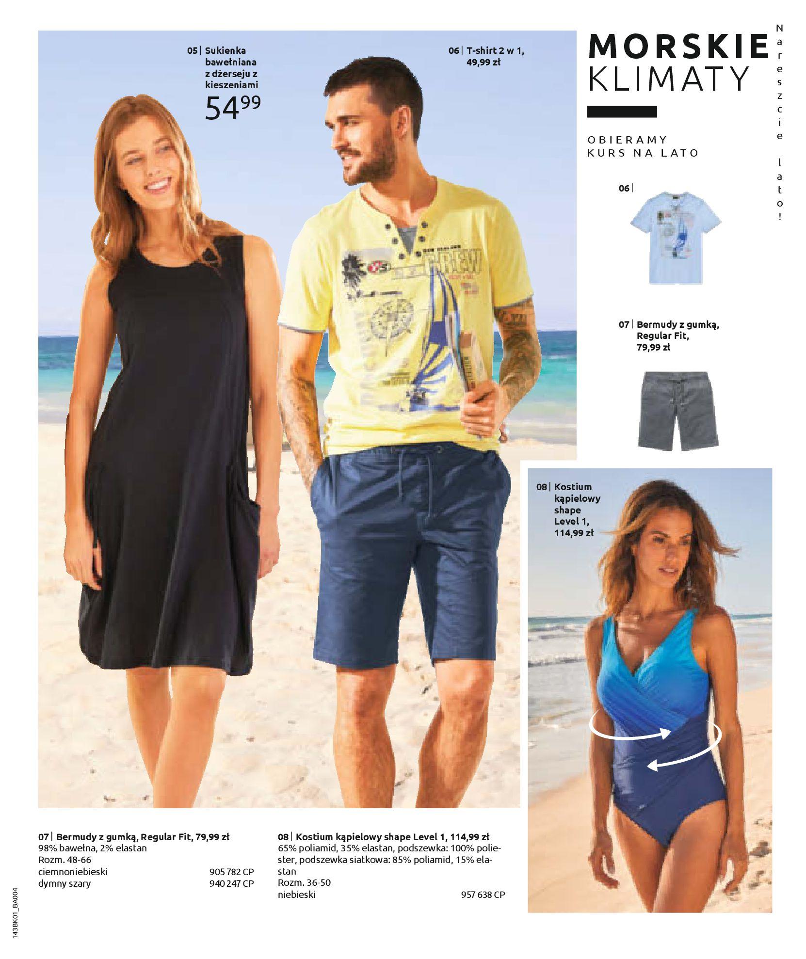 Gazetka Bonprix: Katalog Bonprix Nareszcie! Nadchodzi lato! 2021-06-09 page-11