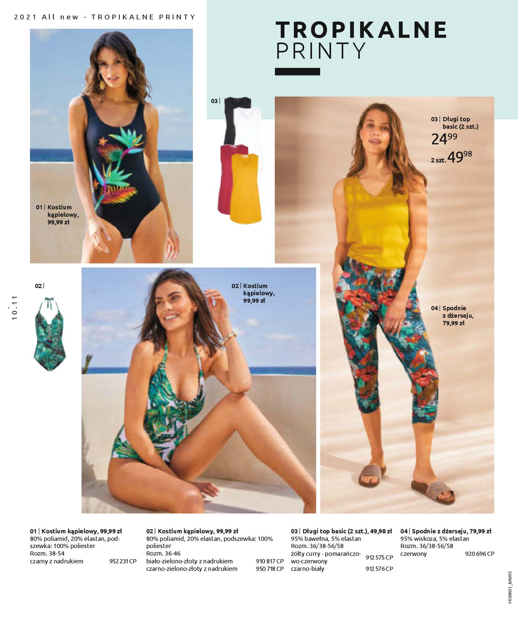 Gazetka Bonprix: Katalog Bonprix Nareszcie! Nadchodzi lato! 2021-06-09 page-12
