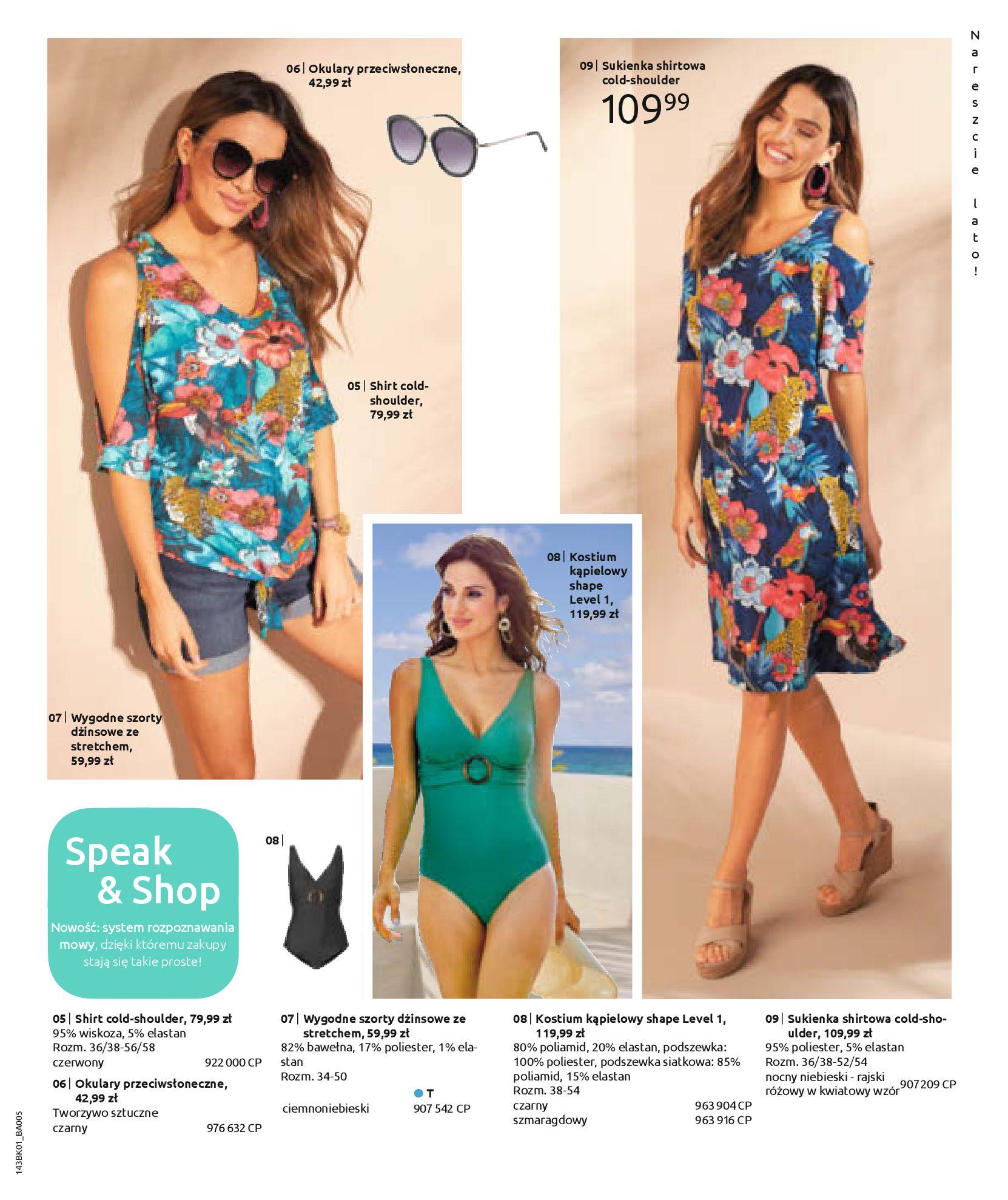 Gazetka Bonprix: Katalog Bonprix Nareszcie! Nadchodzi lato! 2021-06-09 page-13